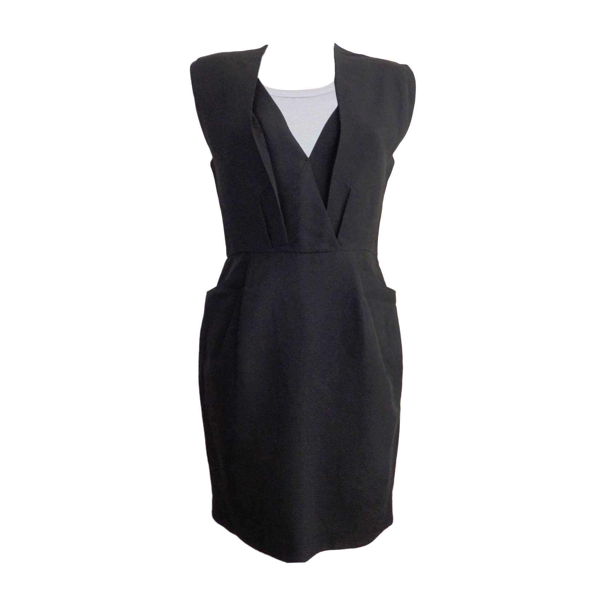 Robe mi-longue 3.1 PHILLIP LIM Noir