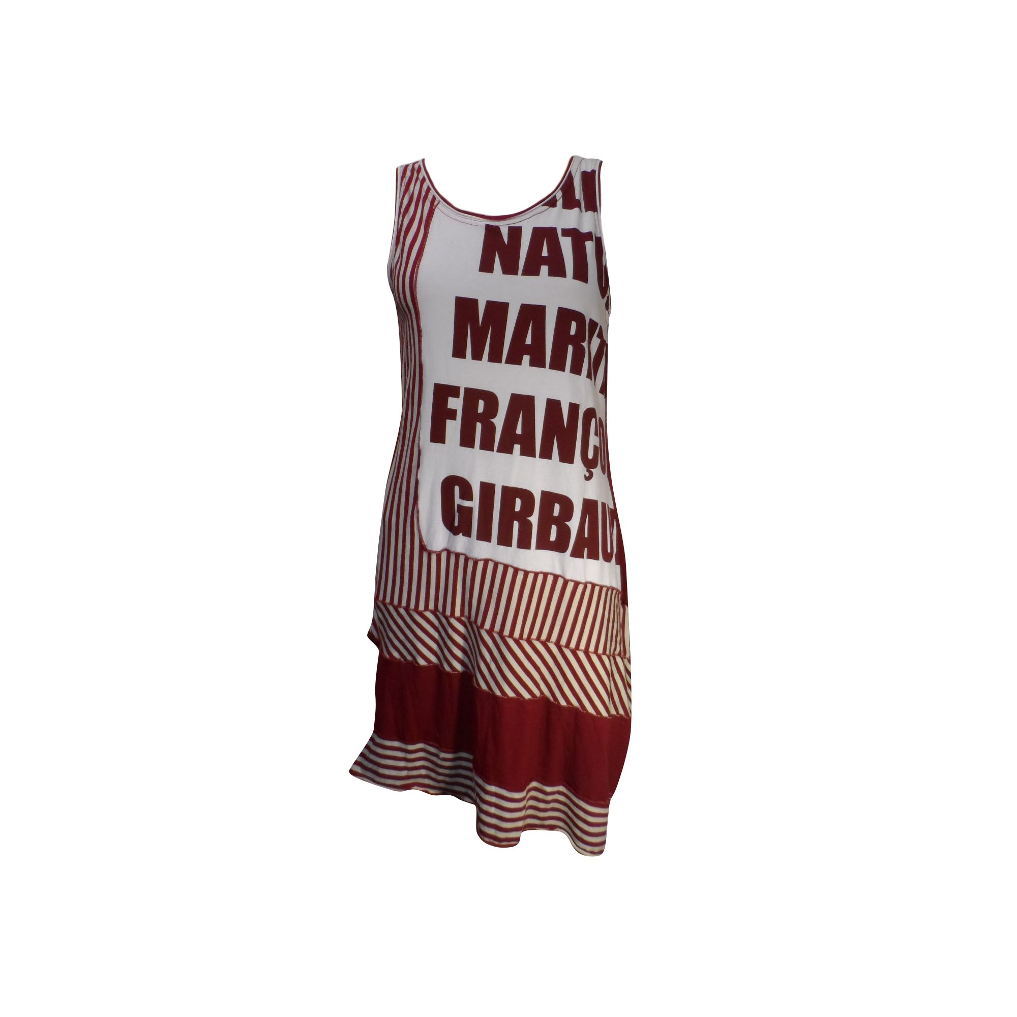 Robe courte MARITHÉ ET FRANÇOIS GIRBAUD Multicouleur