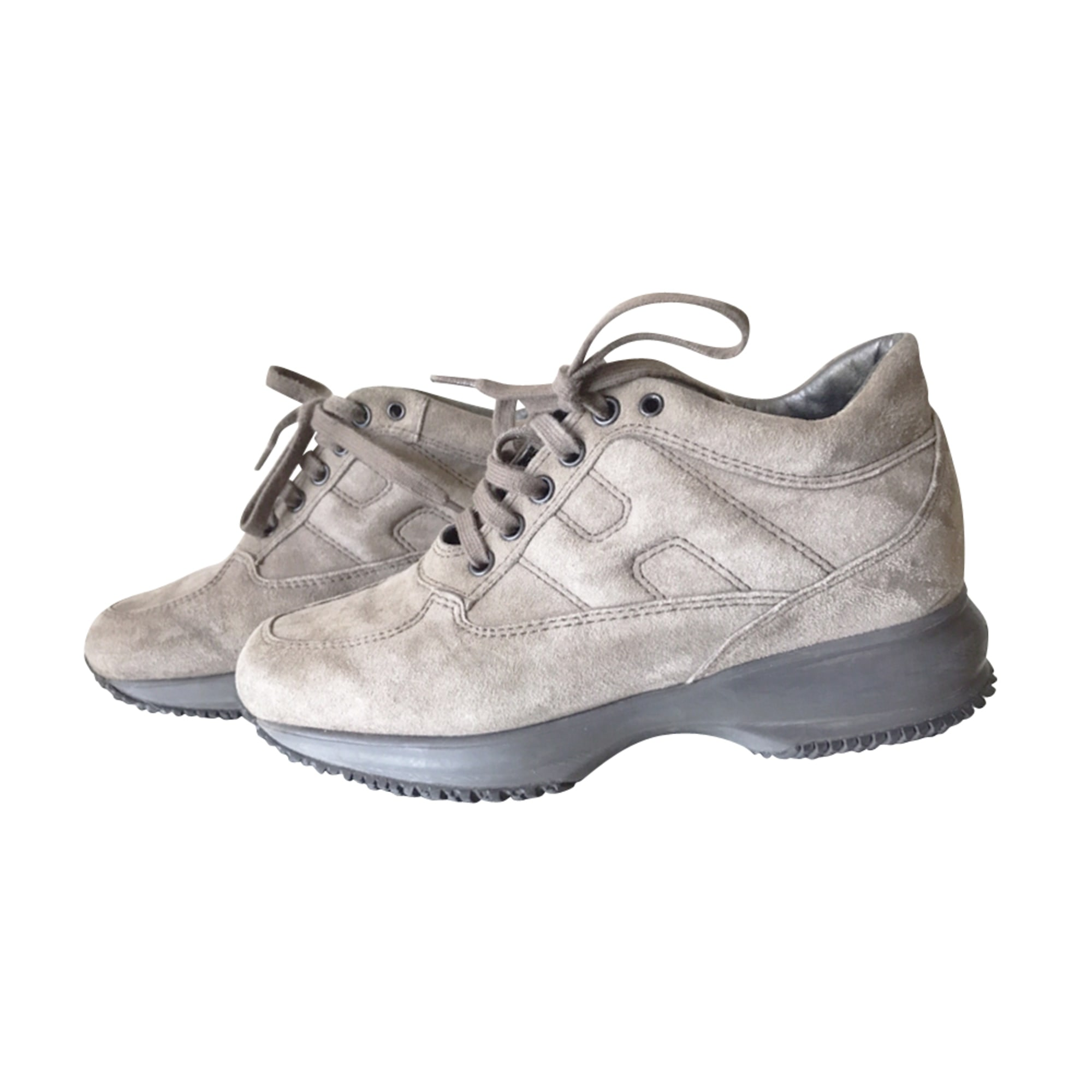 Chaussures de sport HOGAN Gris, anthracite