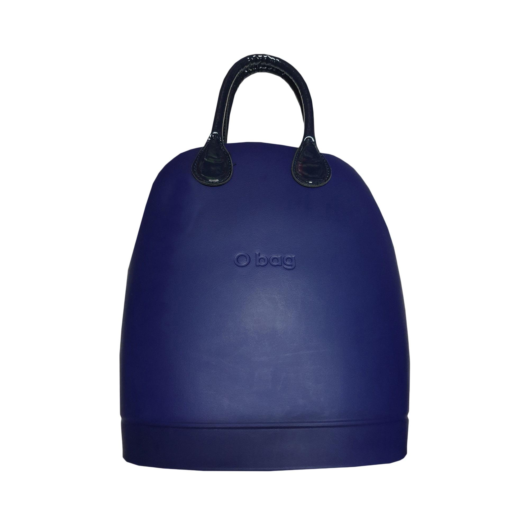 Sac XL en tissu O BAG Bleu, bleu marine, bleu turquoise