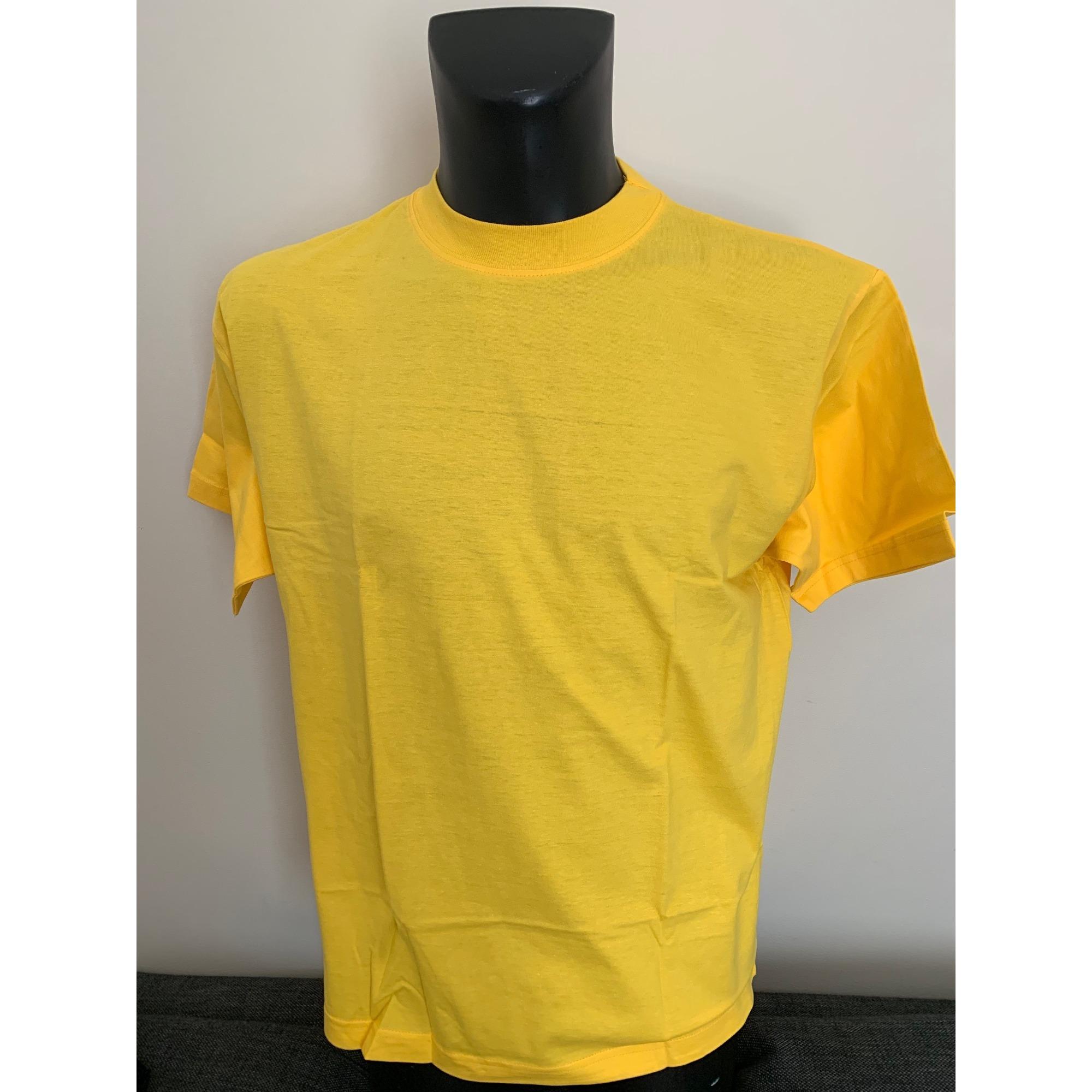 Tee-shirt BOGGI MILANO Jaune