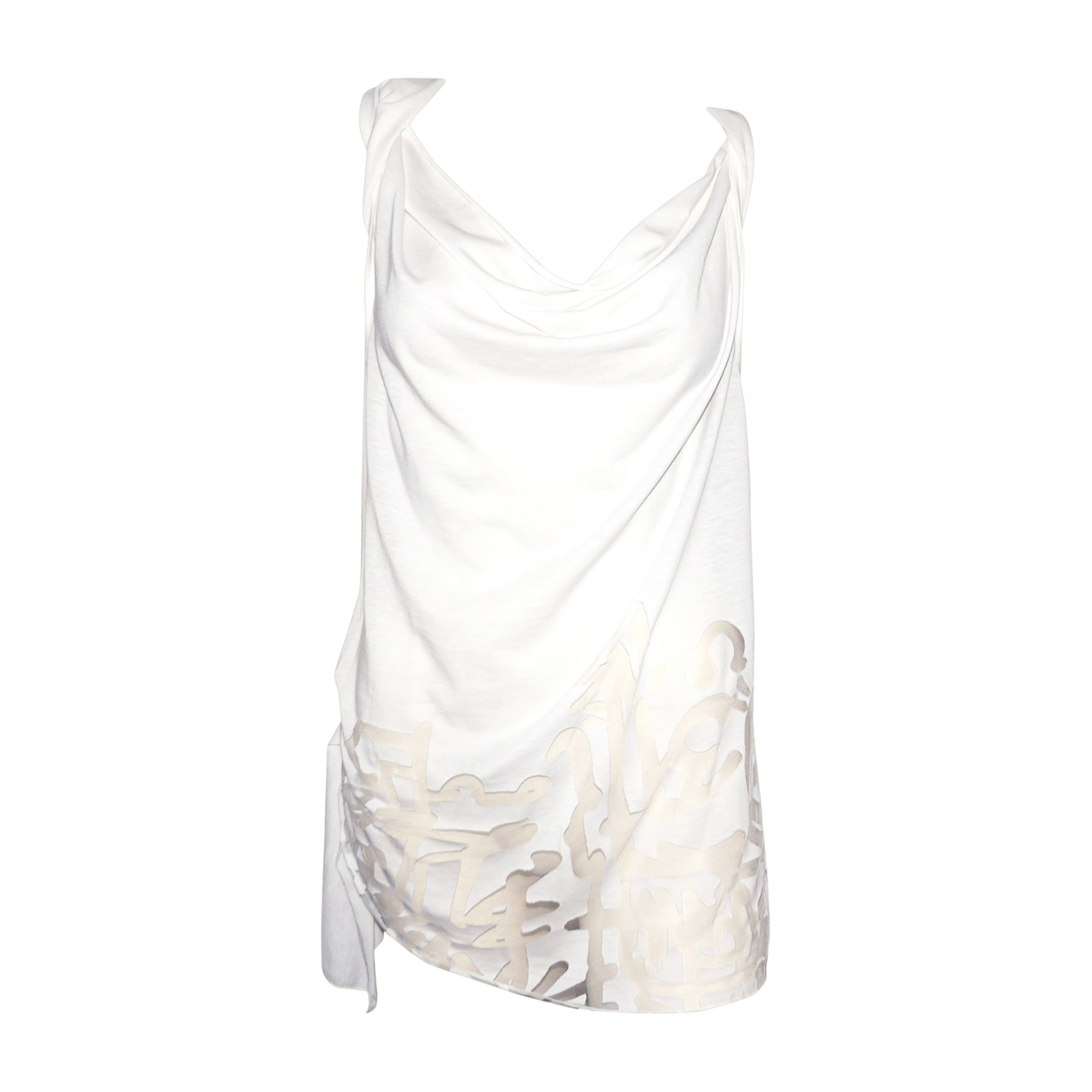 Tunique BARBARA BUI Blanc, blanc cassé, écru