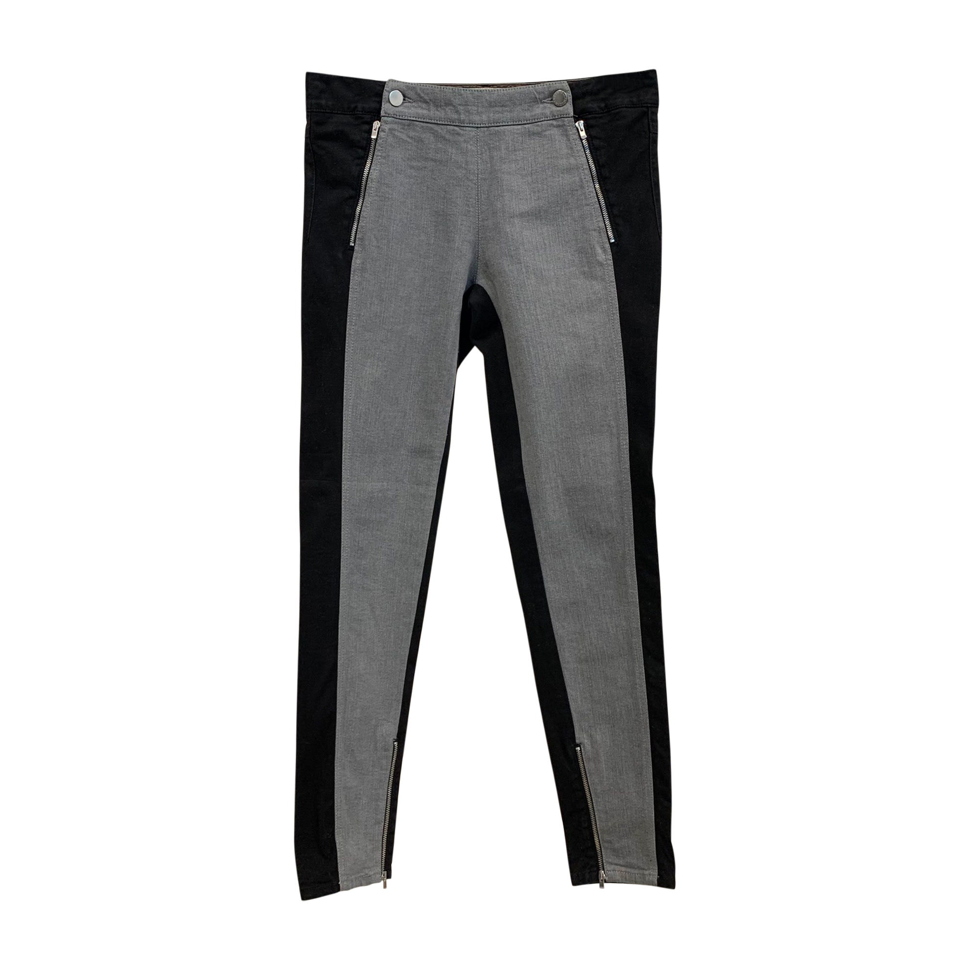 Jeans slim STELLA MCCARTNEY Noir