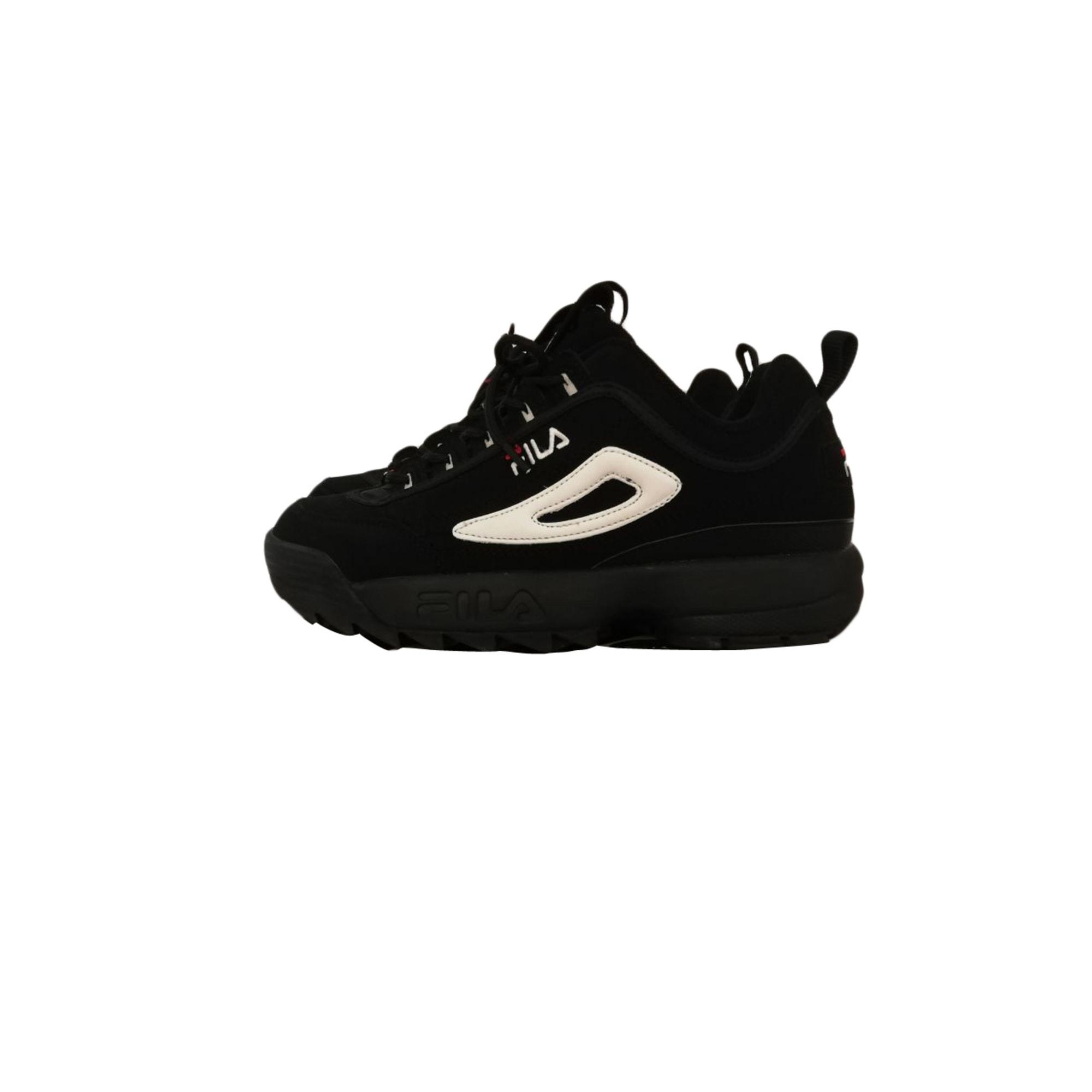Baskets FILA Noir