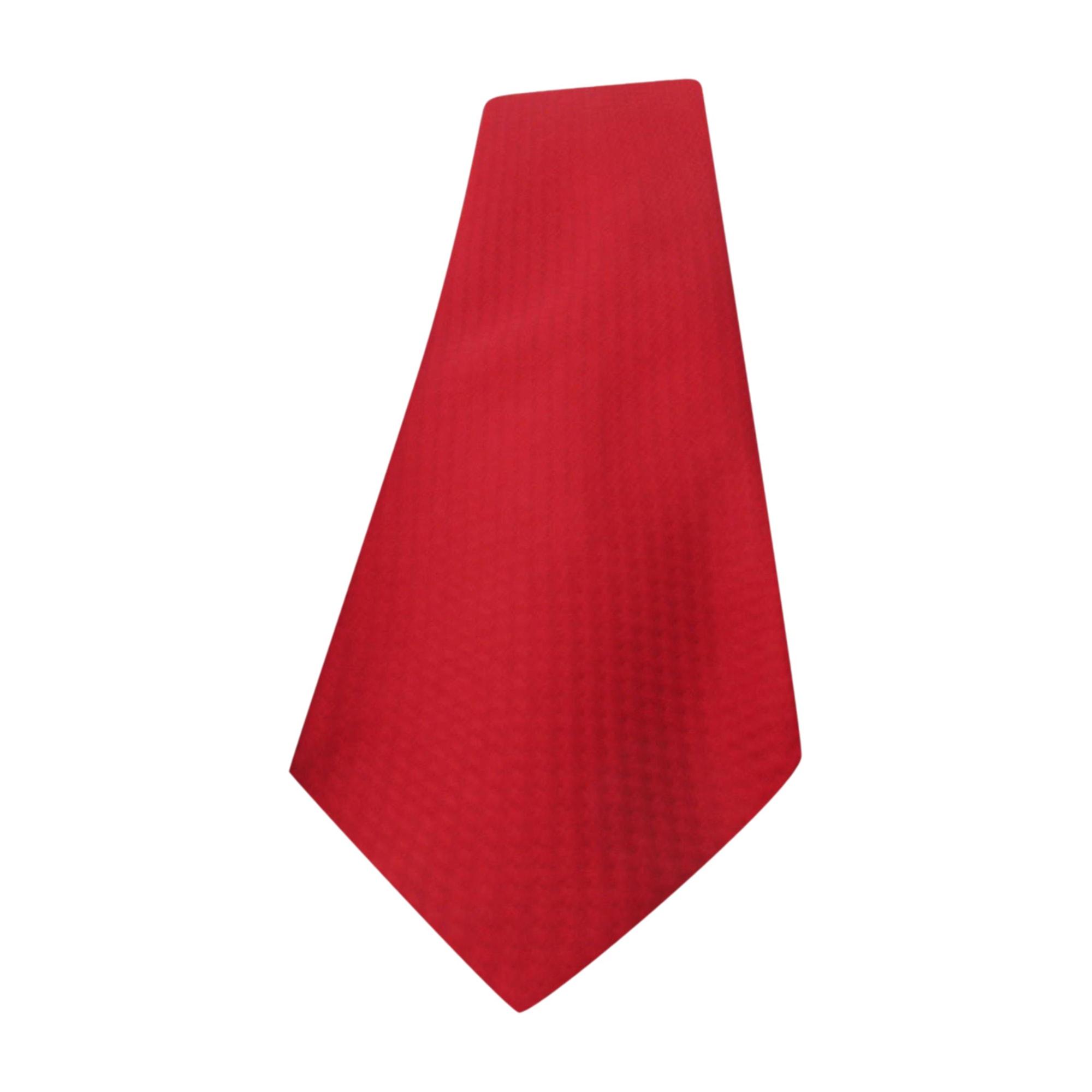 Cravate CHARVET Rouge, bordeaux