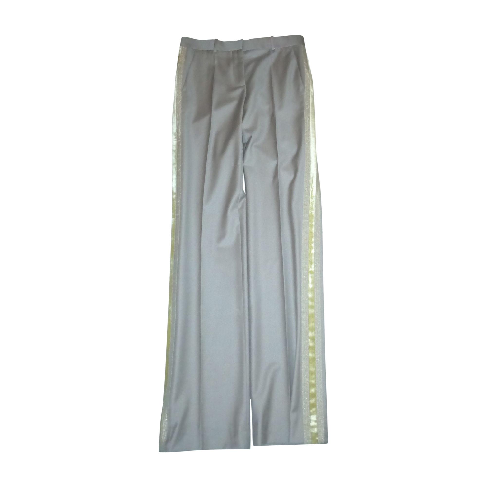 Pantalon droit GIVENCHY Beige, camel