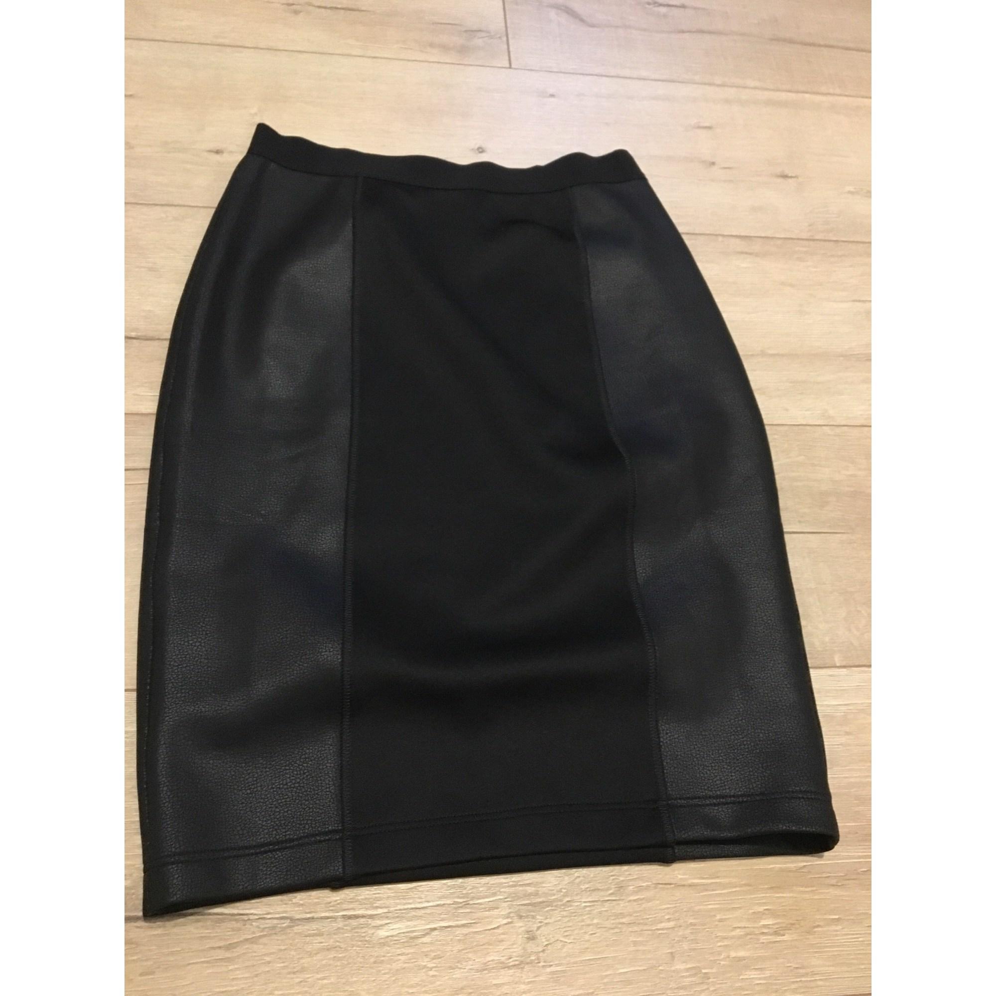 Jupe mi-longue PENNYBLACK Noir