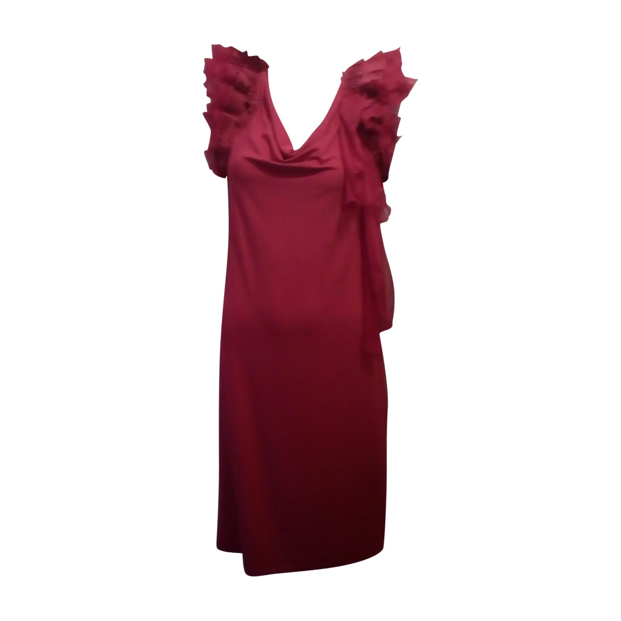 Robe courte GIVENCHY Rose, fuschia, vieux rose