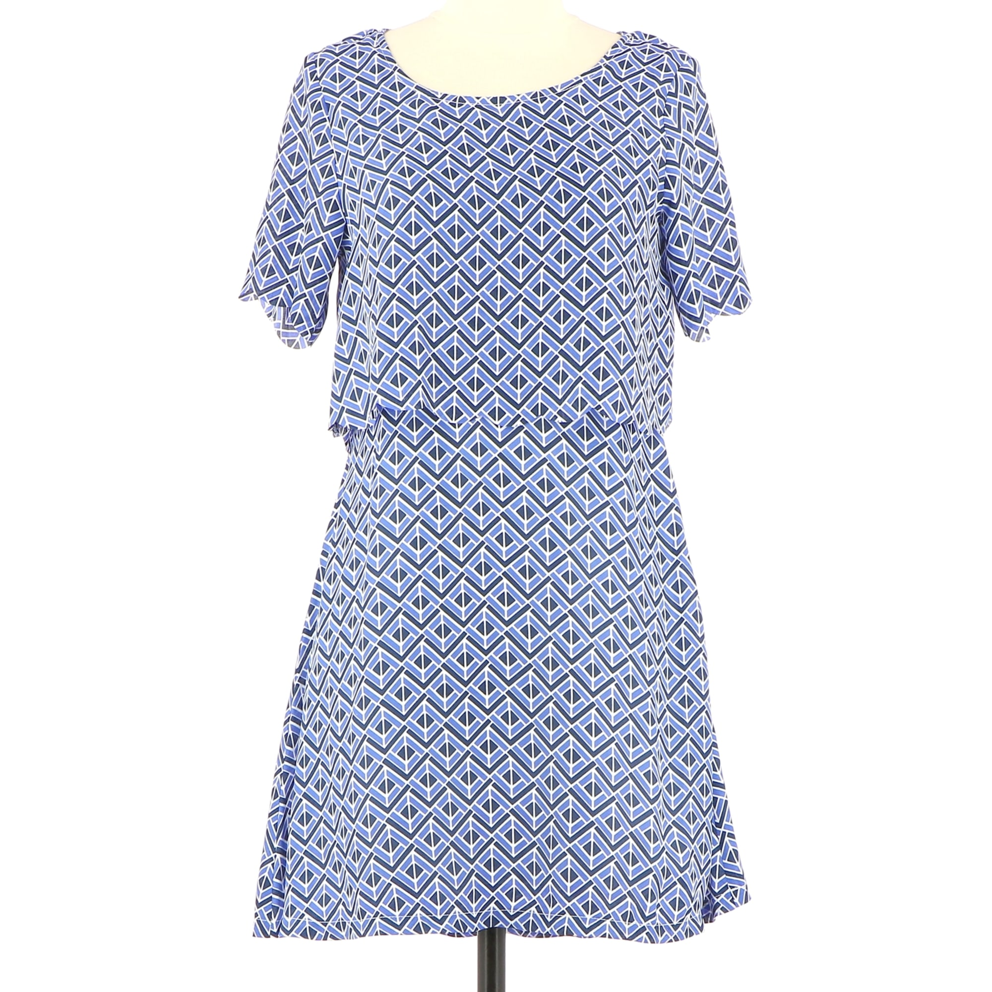 Robe mi-longue MOLLY BRACKEN Bleu, bleu marine, bleu turquoise
