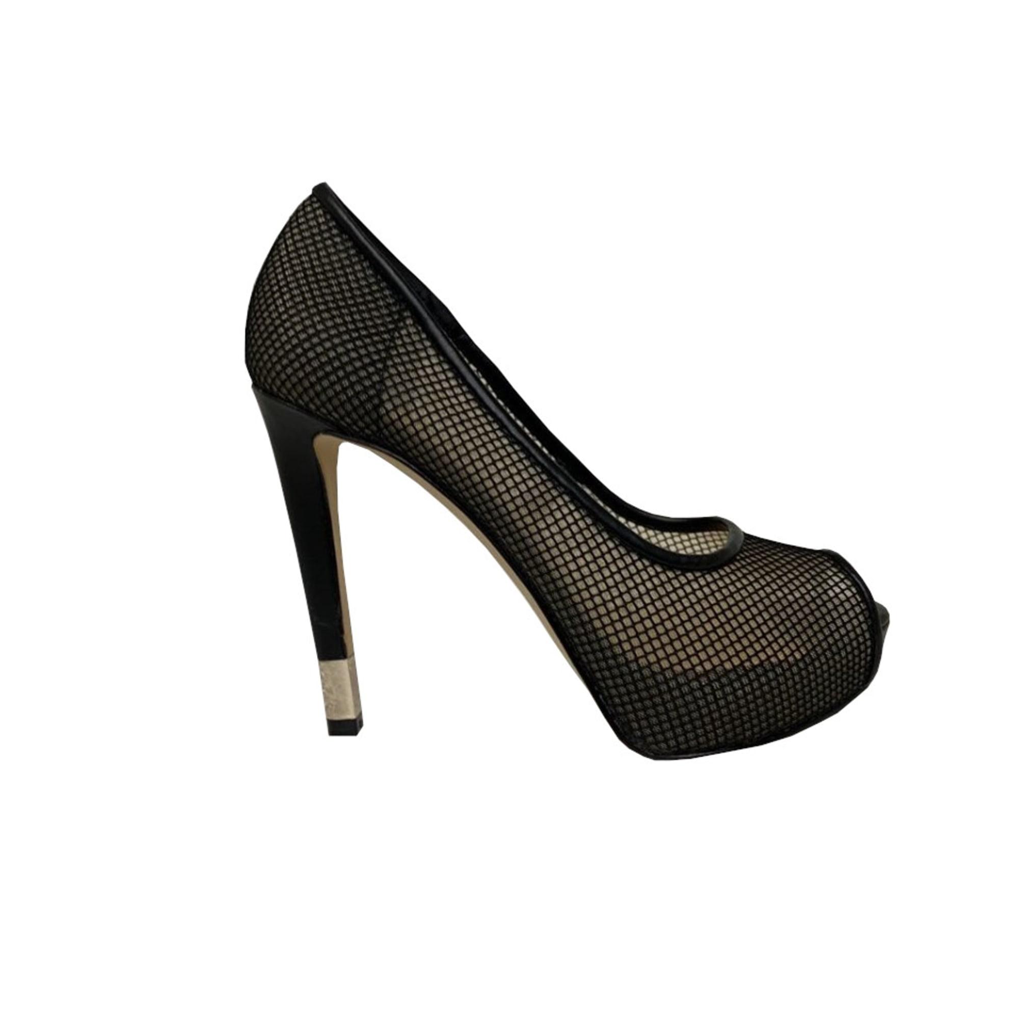 Sandales à talons GUESS Noir