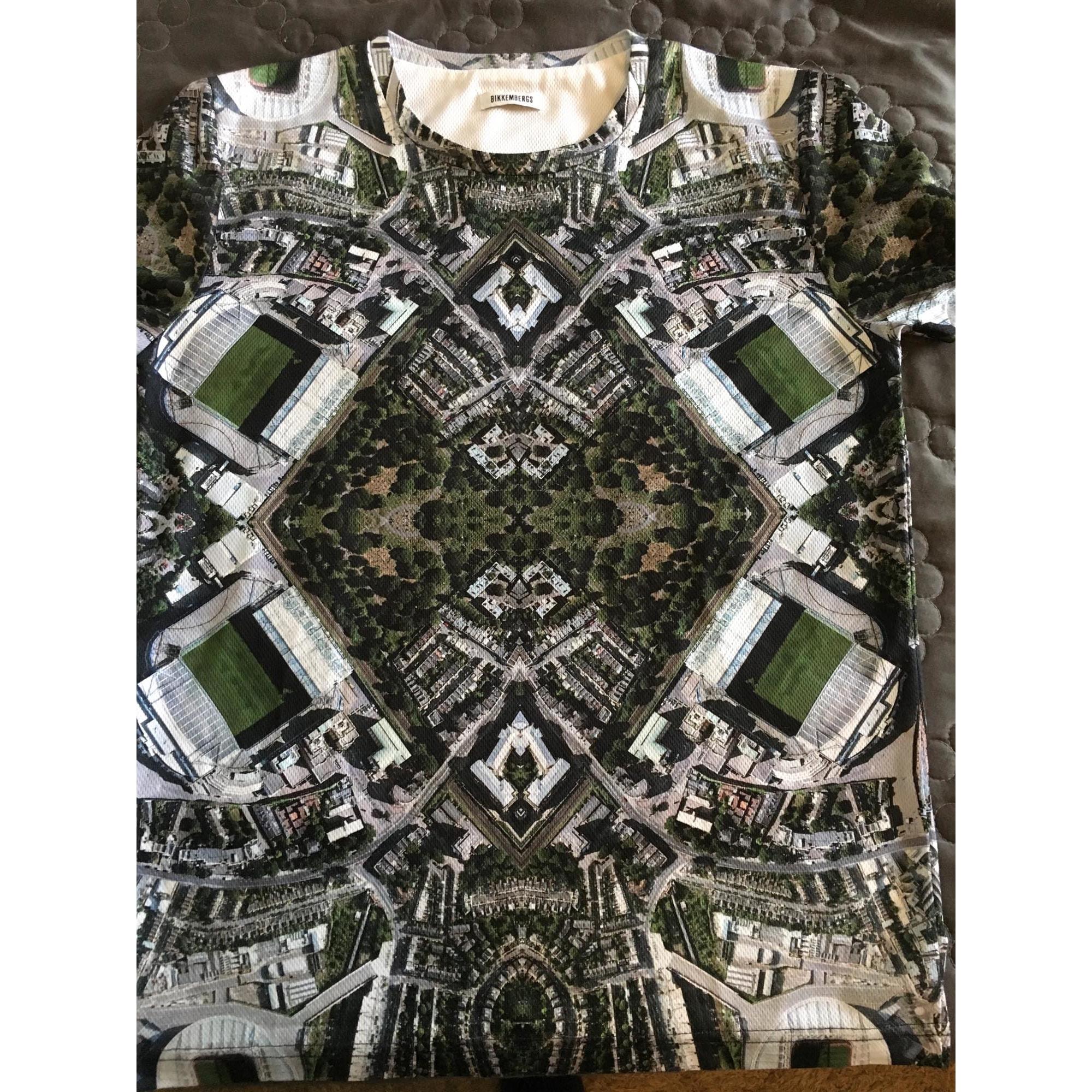 Tee-shirt DIRK BIKKEMBERGS Multicouleur