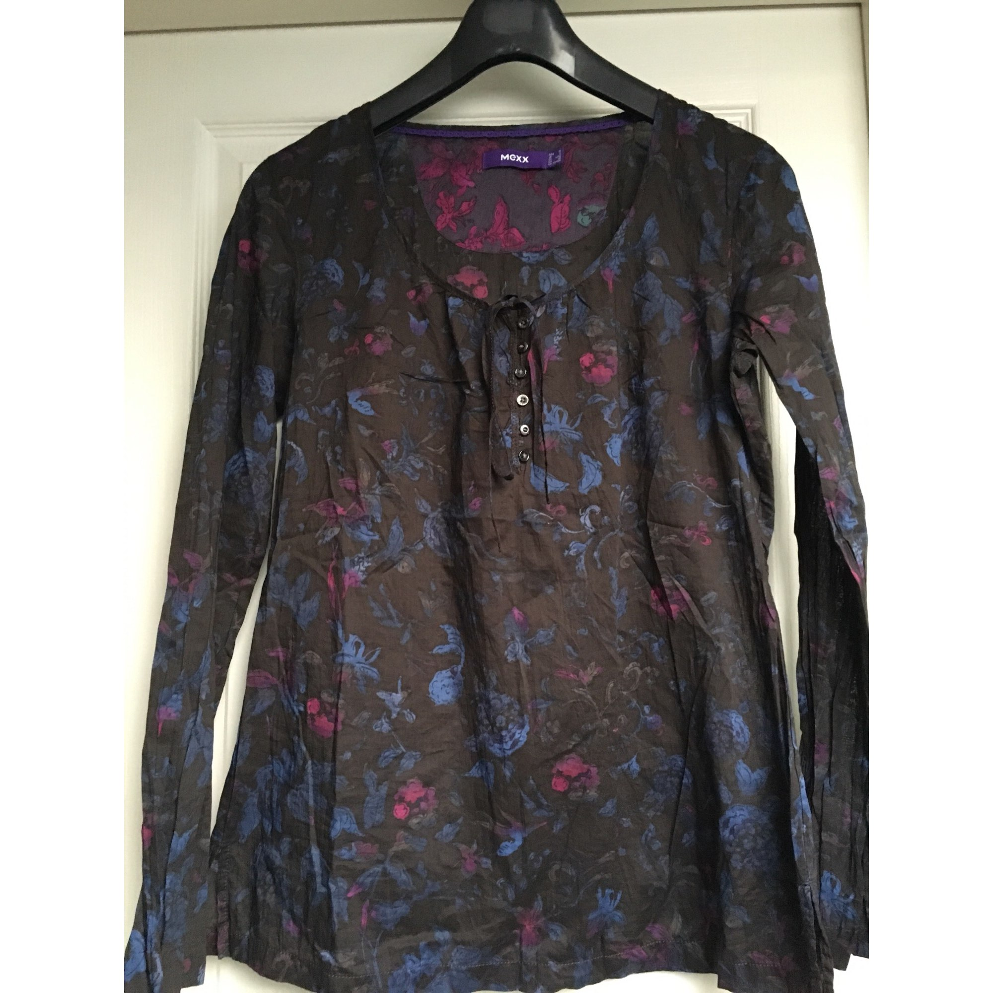 Blouse MEXX Marron
