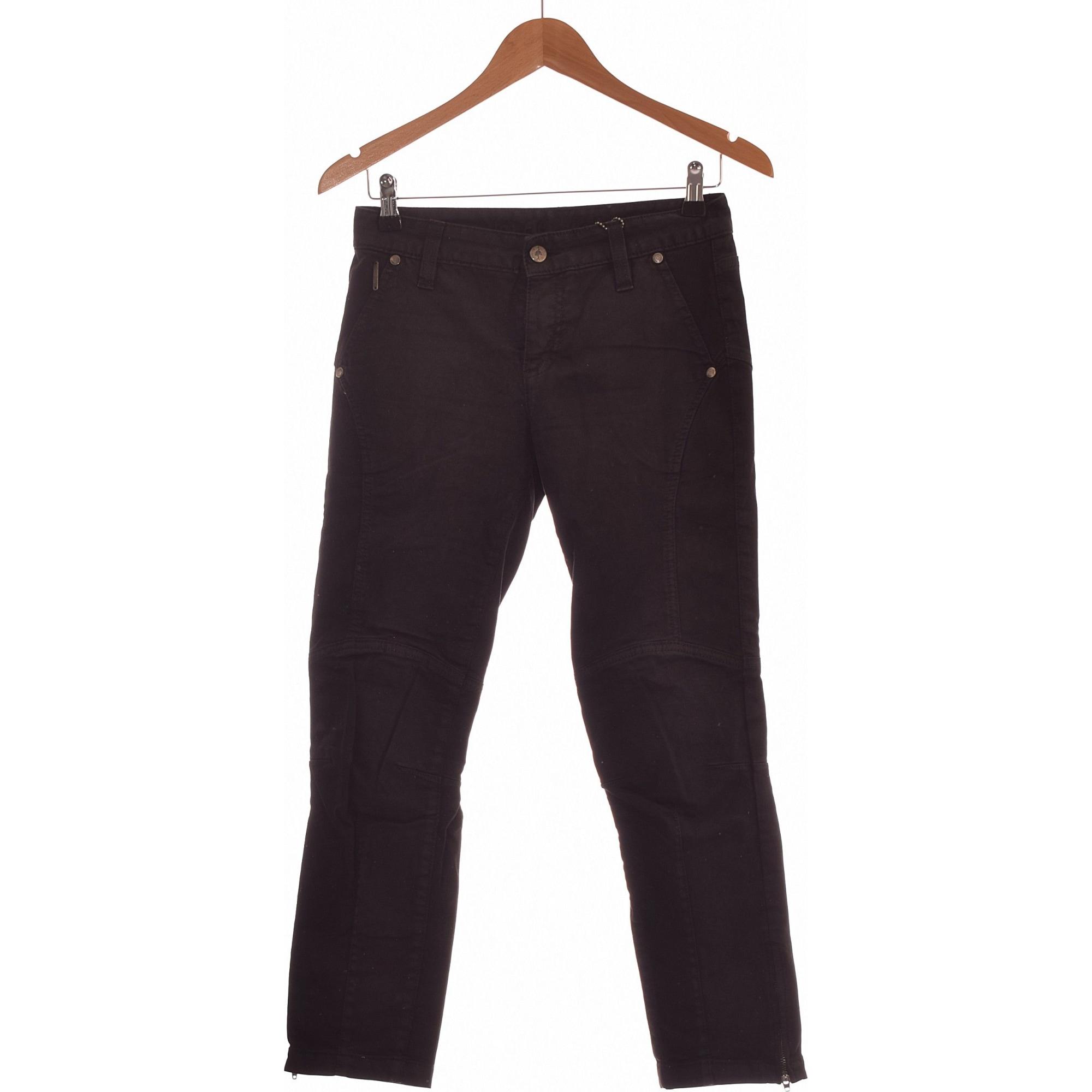Jeans slim ONE STEP Noir