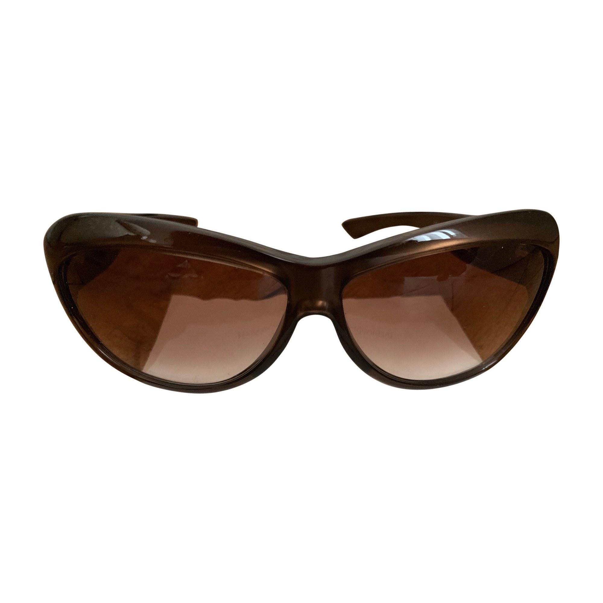 Sonnenbrille YVES SAINT LAURENT Braun