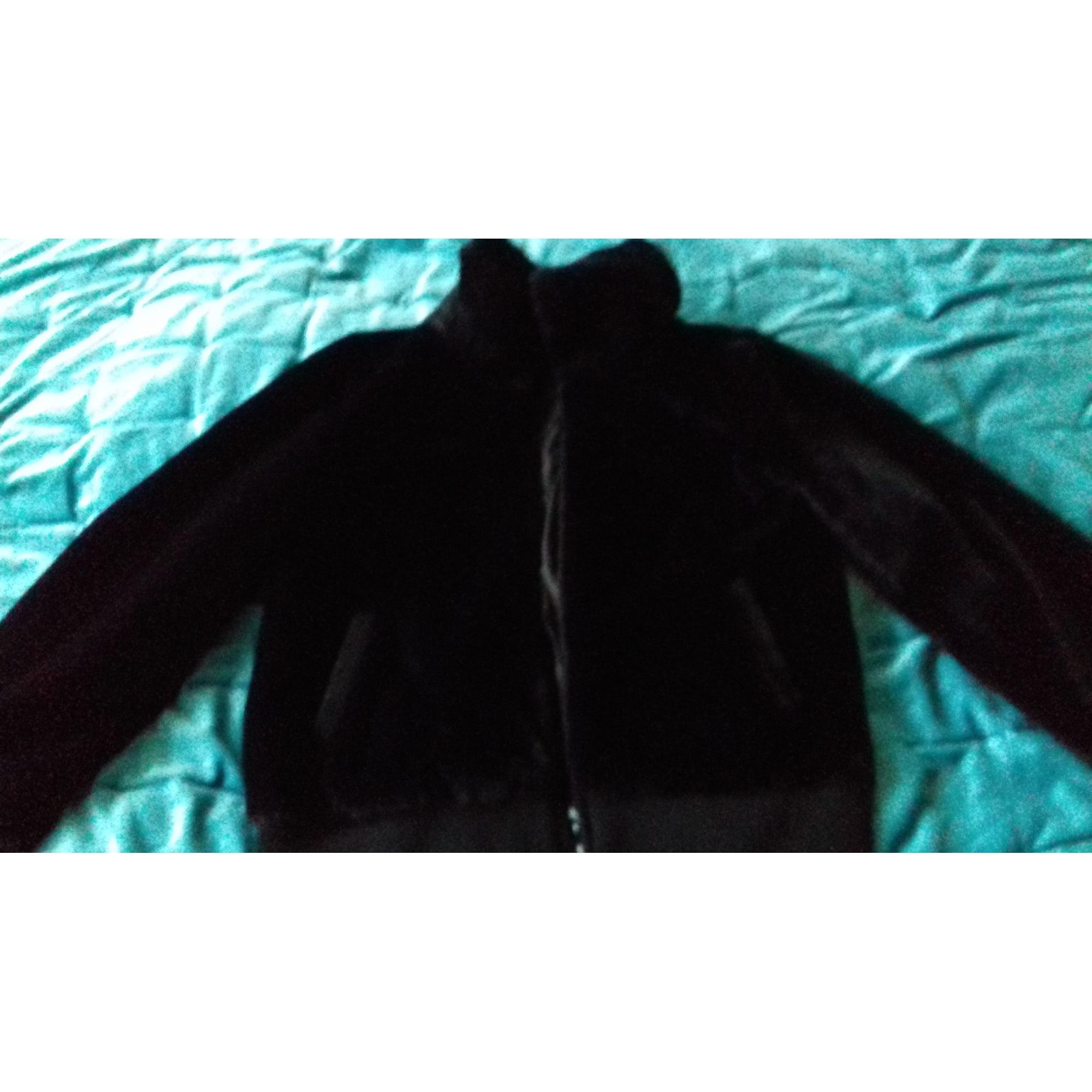 Blouson, veste en fourrure ONLY Noir
