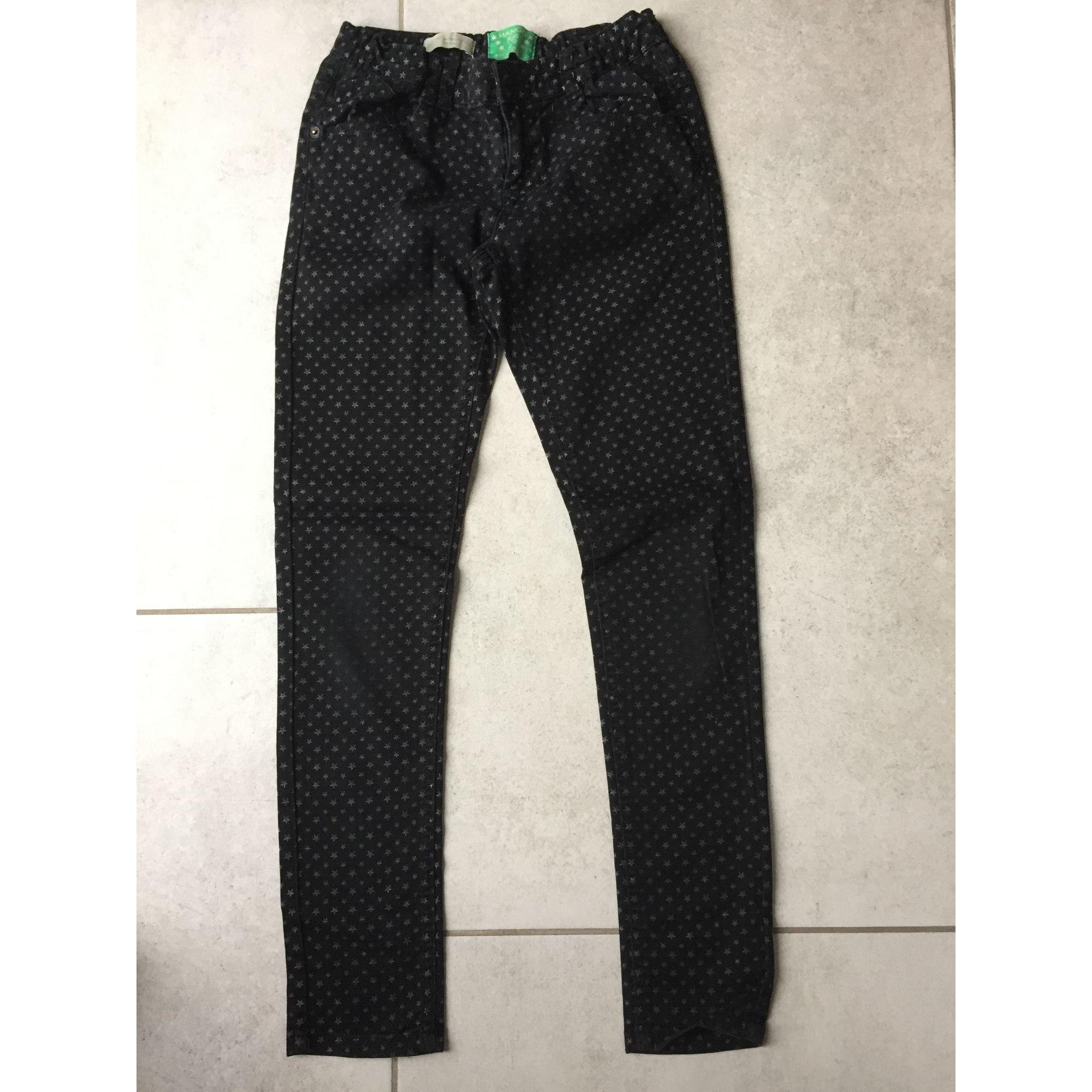 Pantalon MANGO Noir