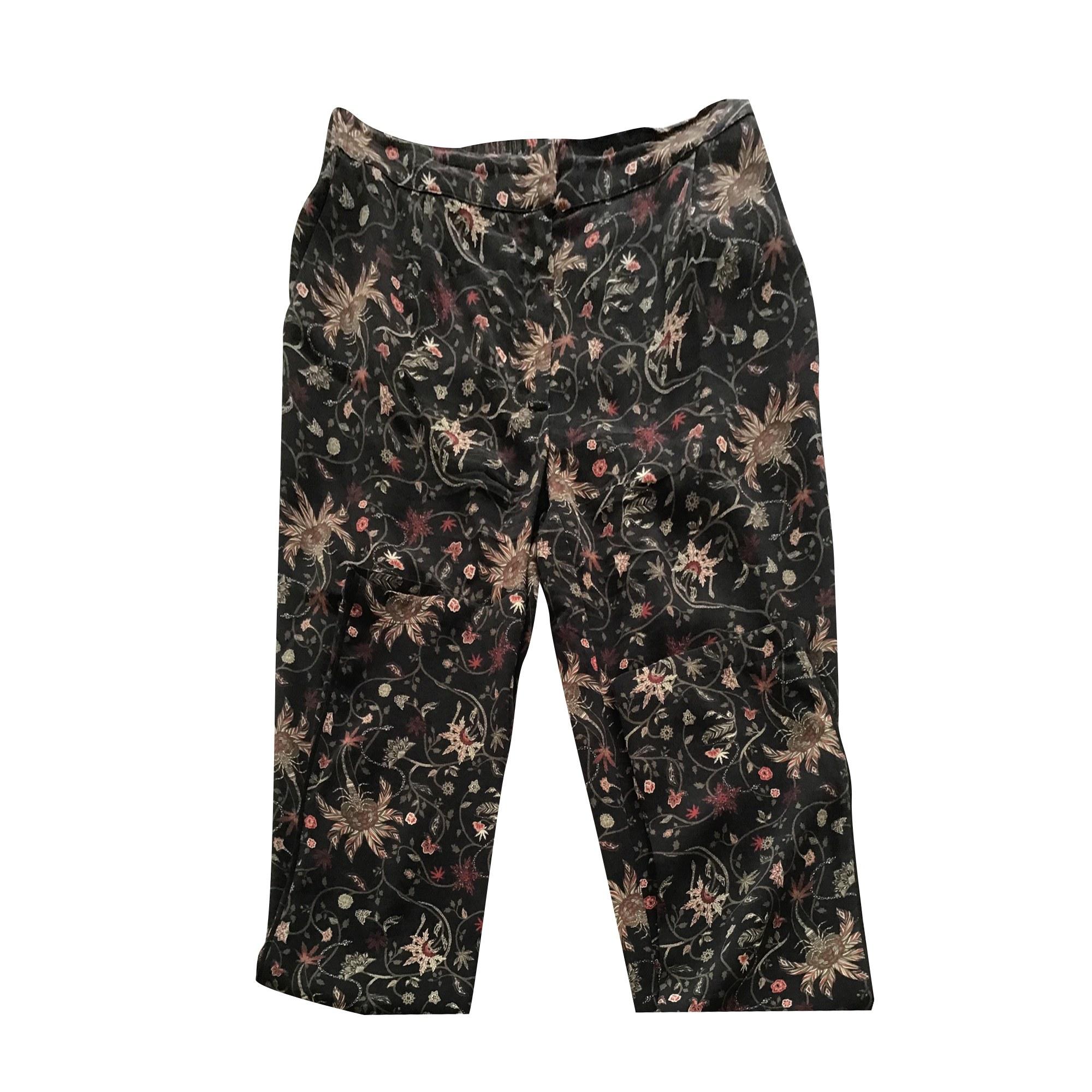 Pantalon droit BERENICE Multicouleur