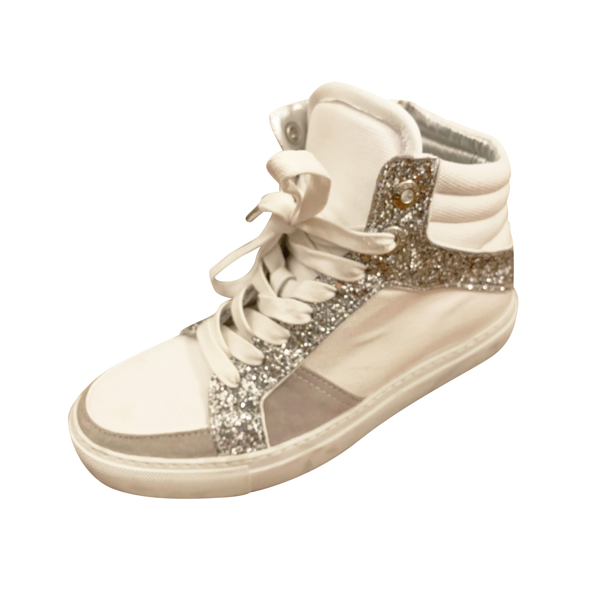 Chaussures de sport ZADIG & VOLTAIRE Blanc, blanc cassé, écru
