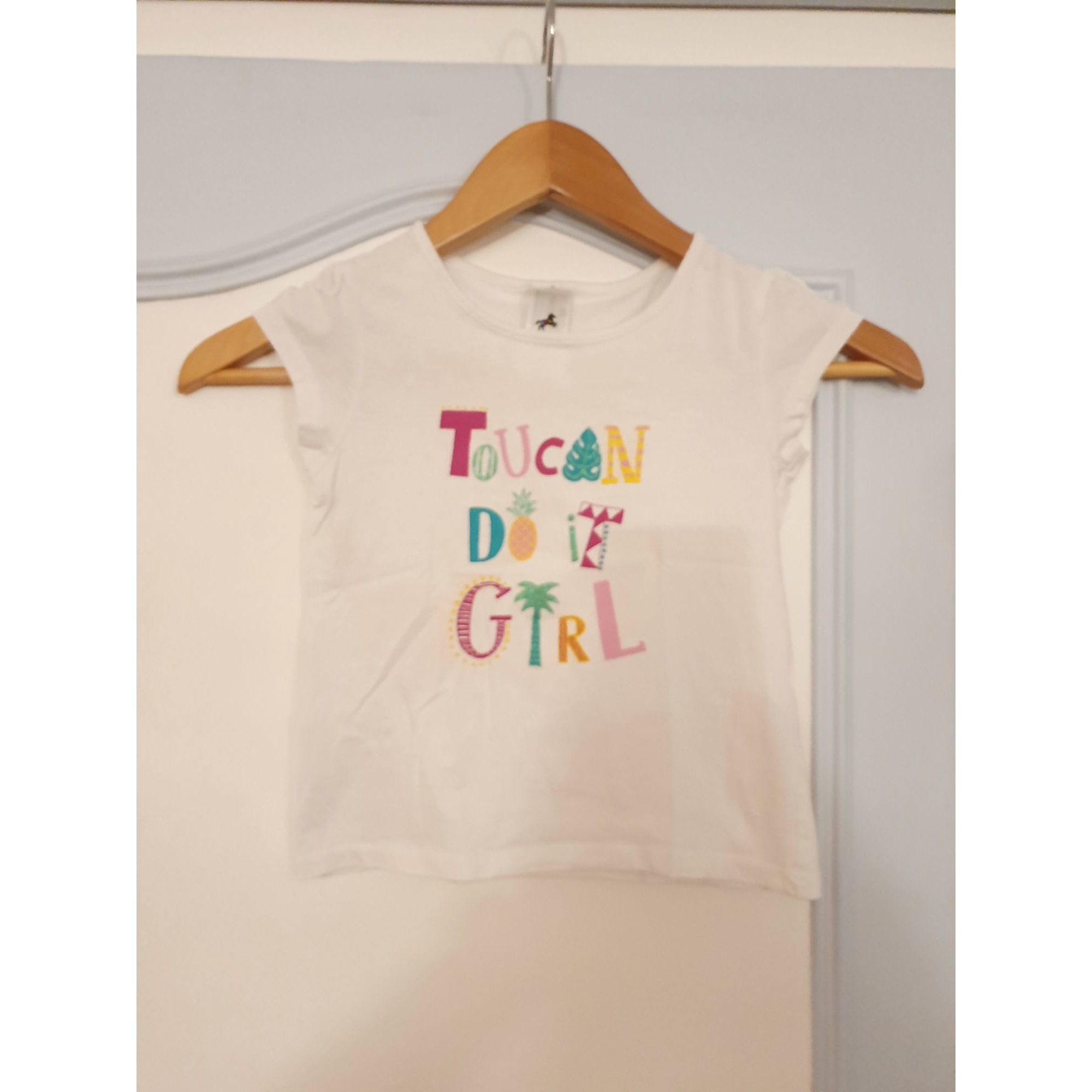 Top, Tee-shirt PALOMINO Blanc, blanc cassé, écru