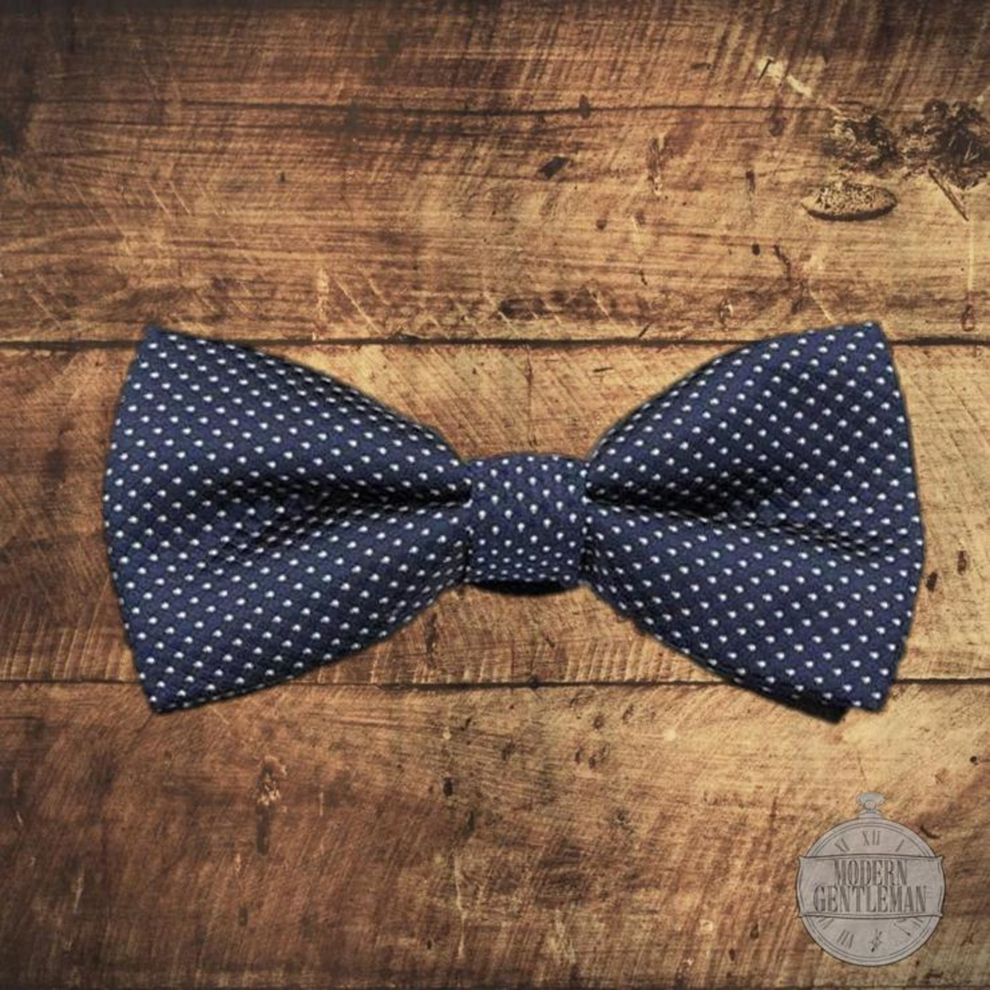 Noeud papillon MODERN GENTLEMAN Bleu, bleu marine, bleu turquoise
