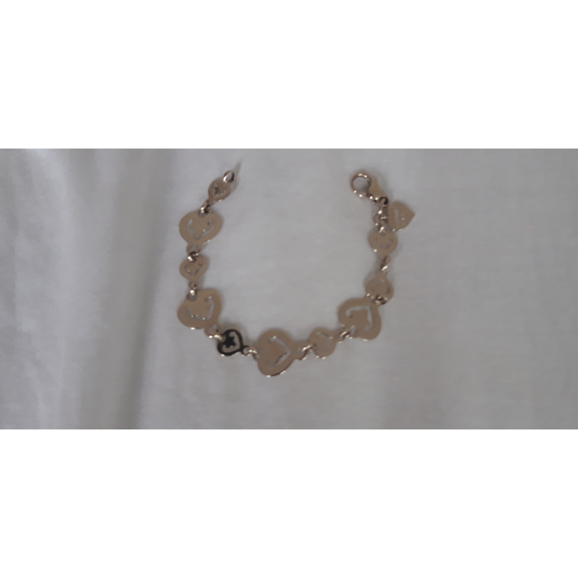 Bracelet O.J PERRIN or blanc argent