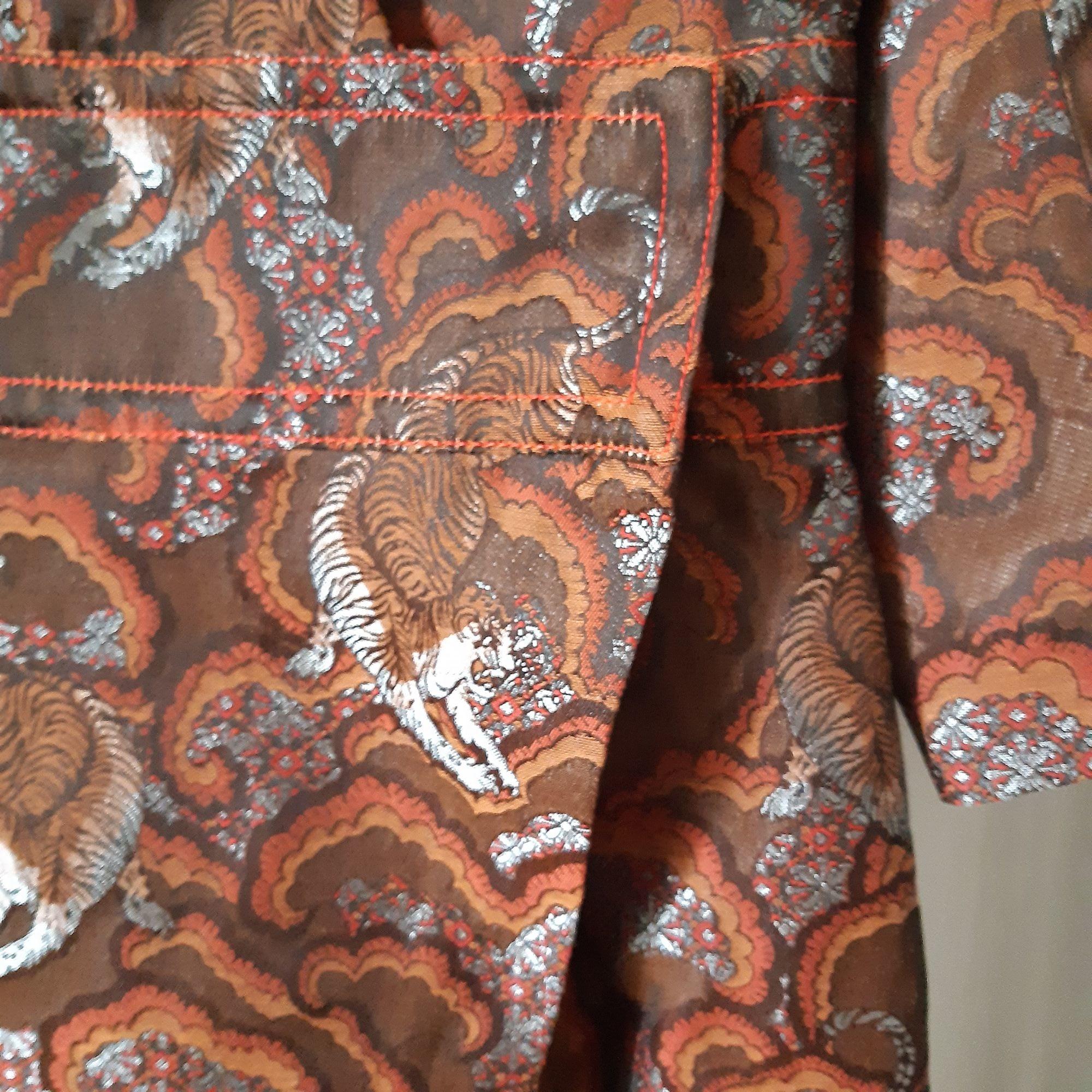 Robe courte SANDRO Multicouleur