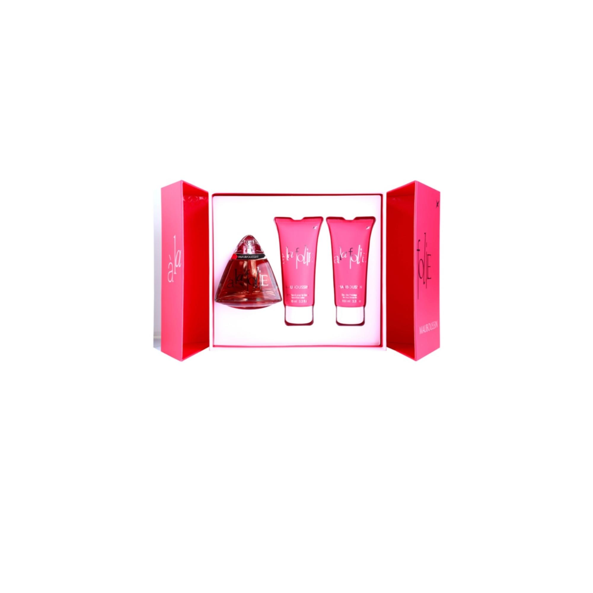 Coffret parfum MAUBOUSSIN