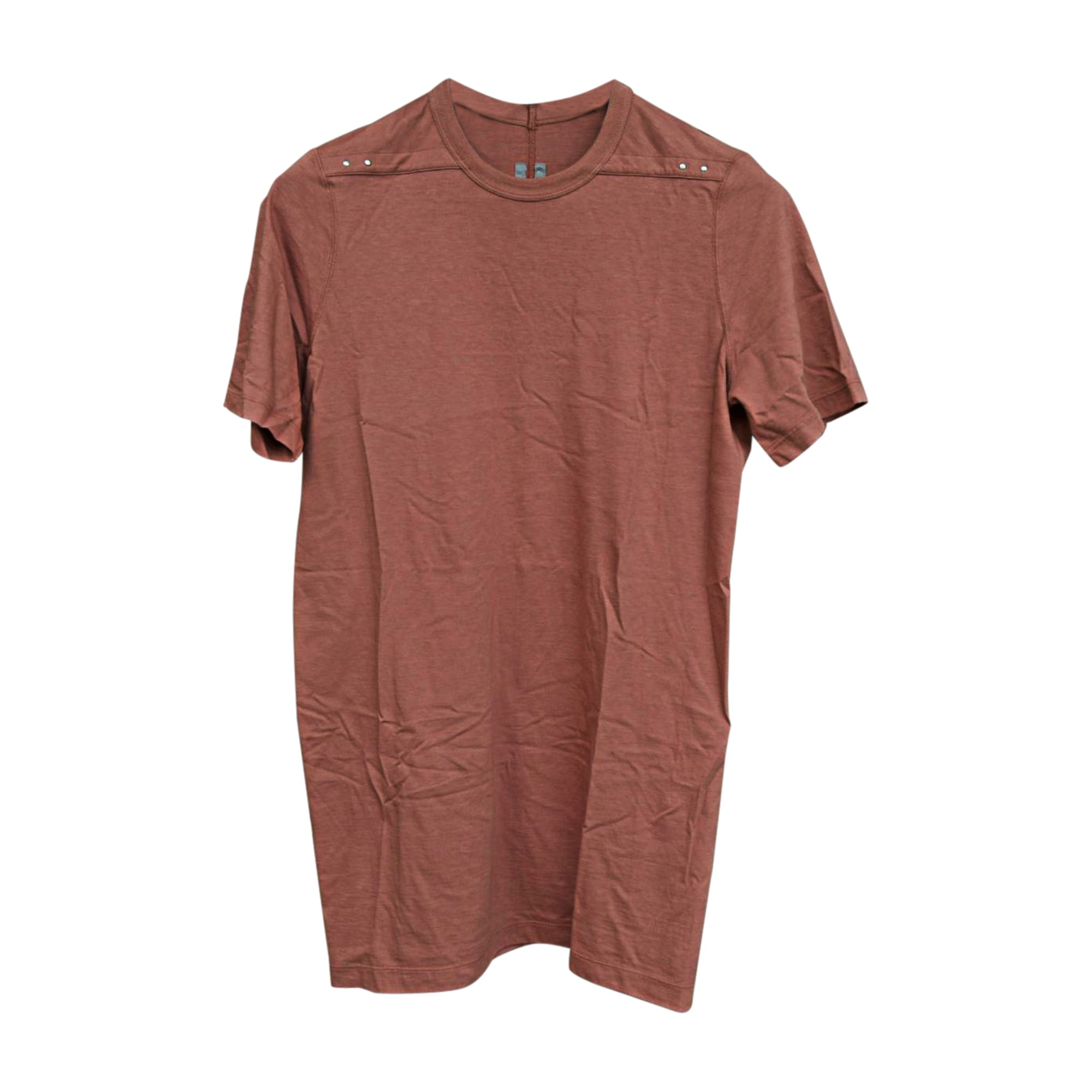 Tee-shirt RICK OWENS Rose, fuschia, vieux rose