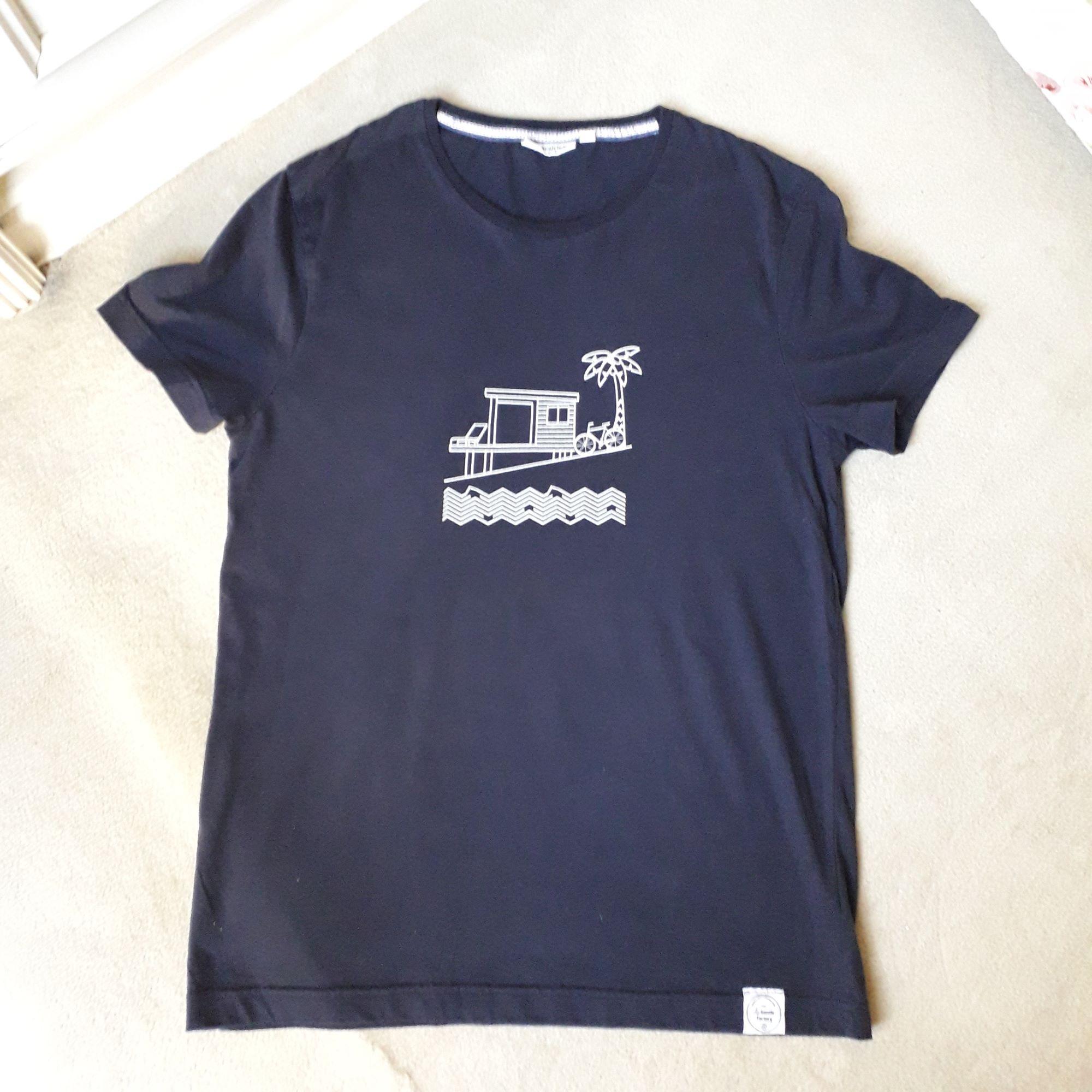 Tee-shirt JULES Noir