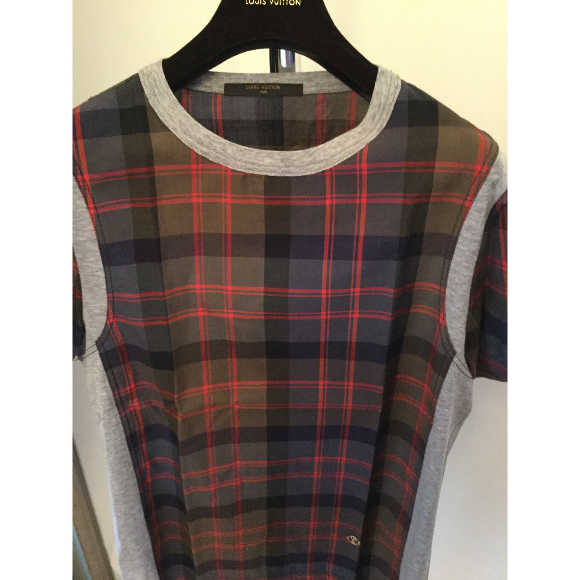 Tee-shirt LOUIS VUITTON Multicouleur