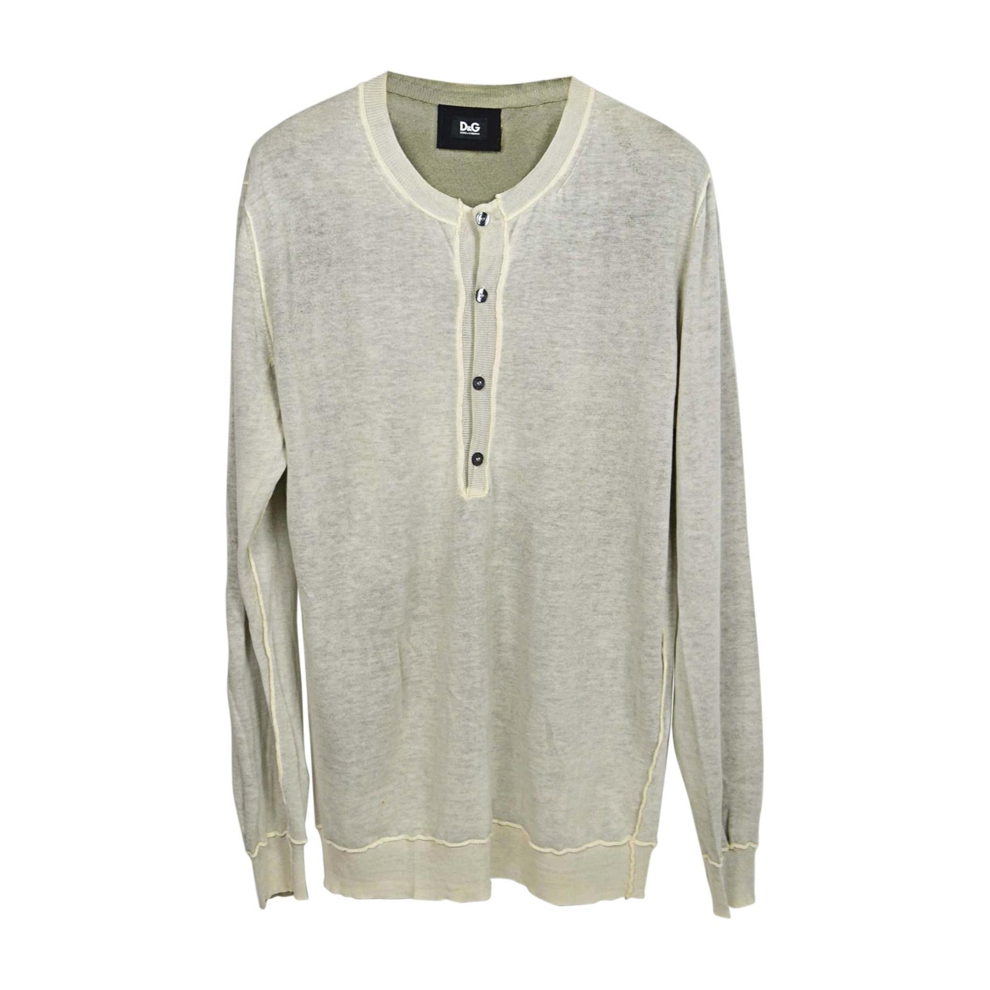 Tee-shirt D&G Beige, camel