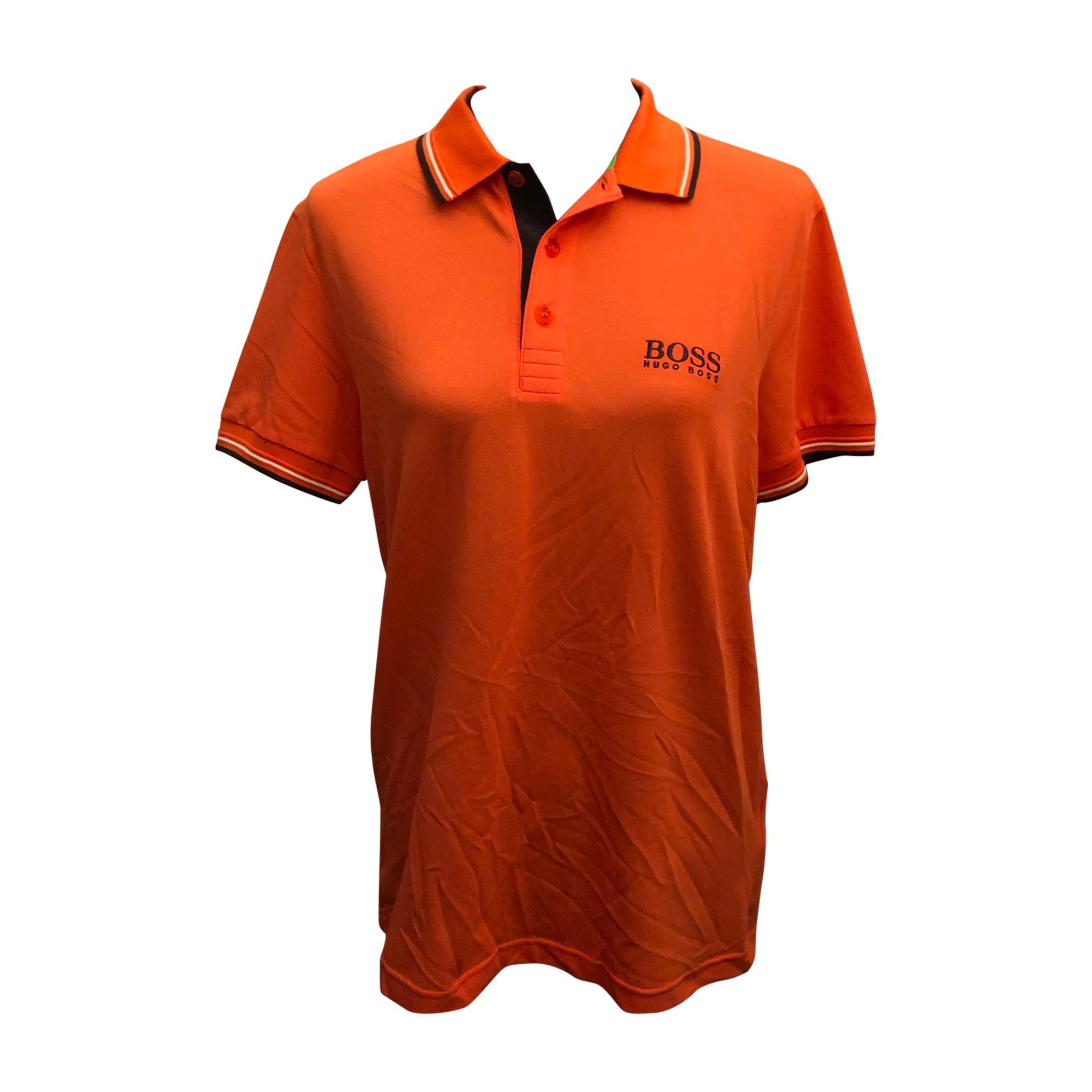Polo HUGO BOSS Orange