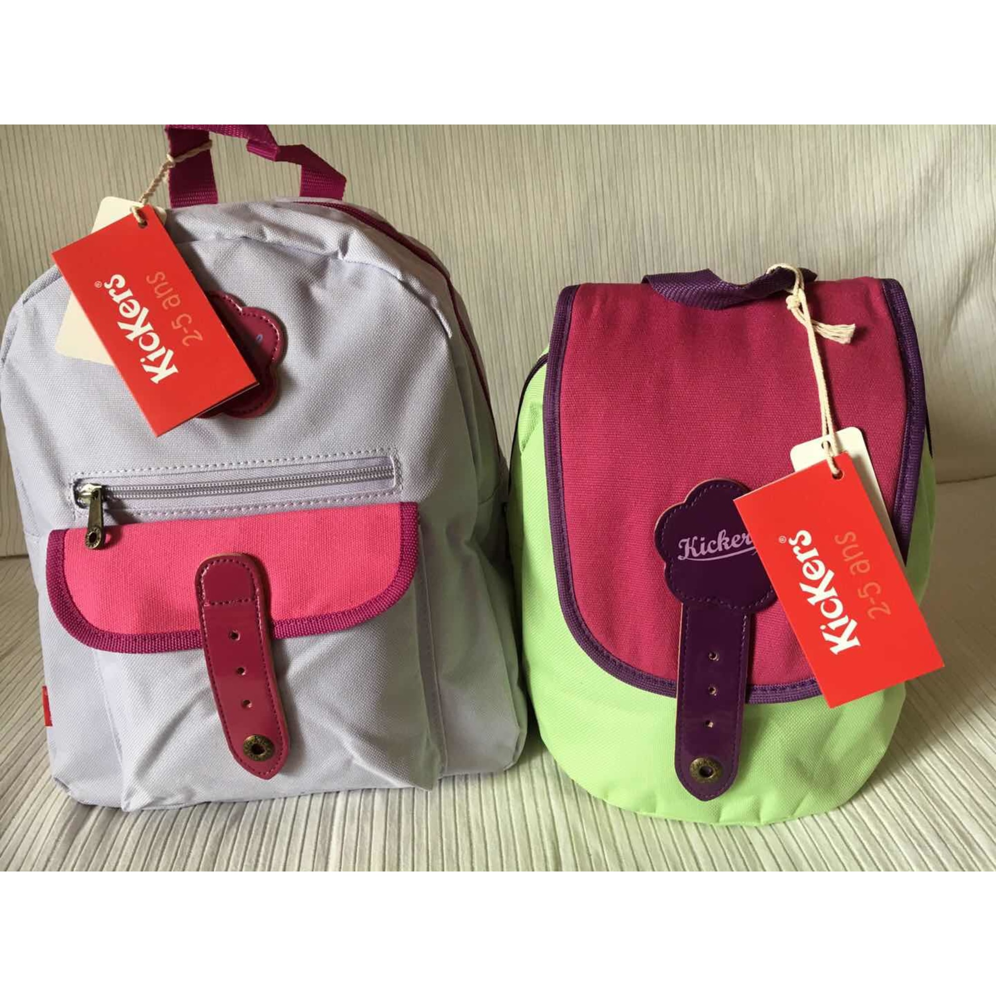 Sac à dos, cartable KICKERS Multicouleur