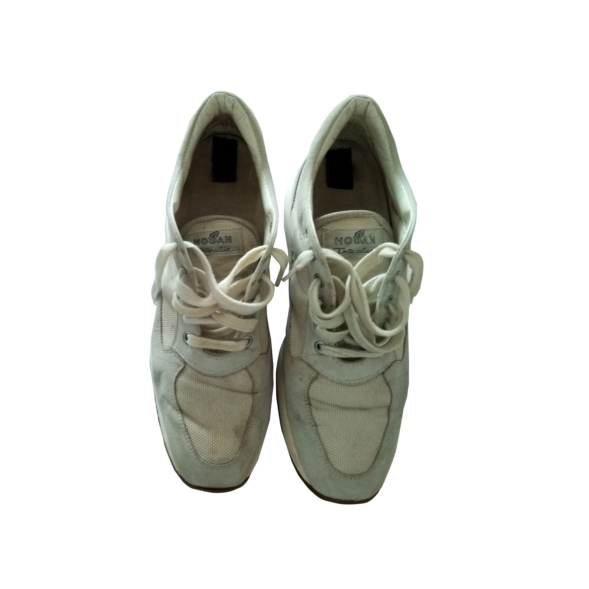 Chaussures de sport HOGAN Blanc, blanc cassé, écru