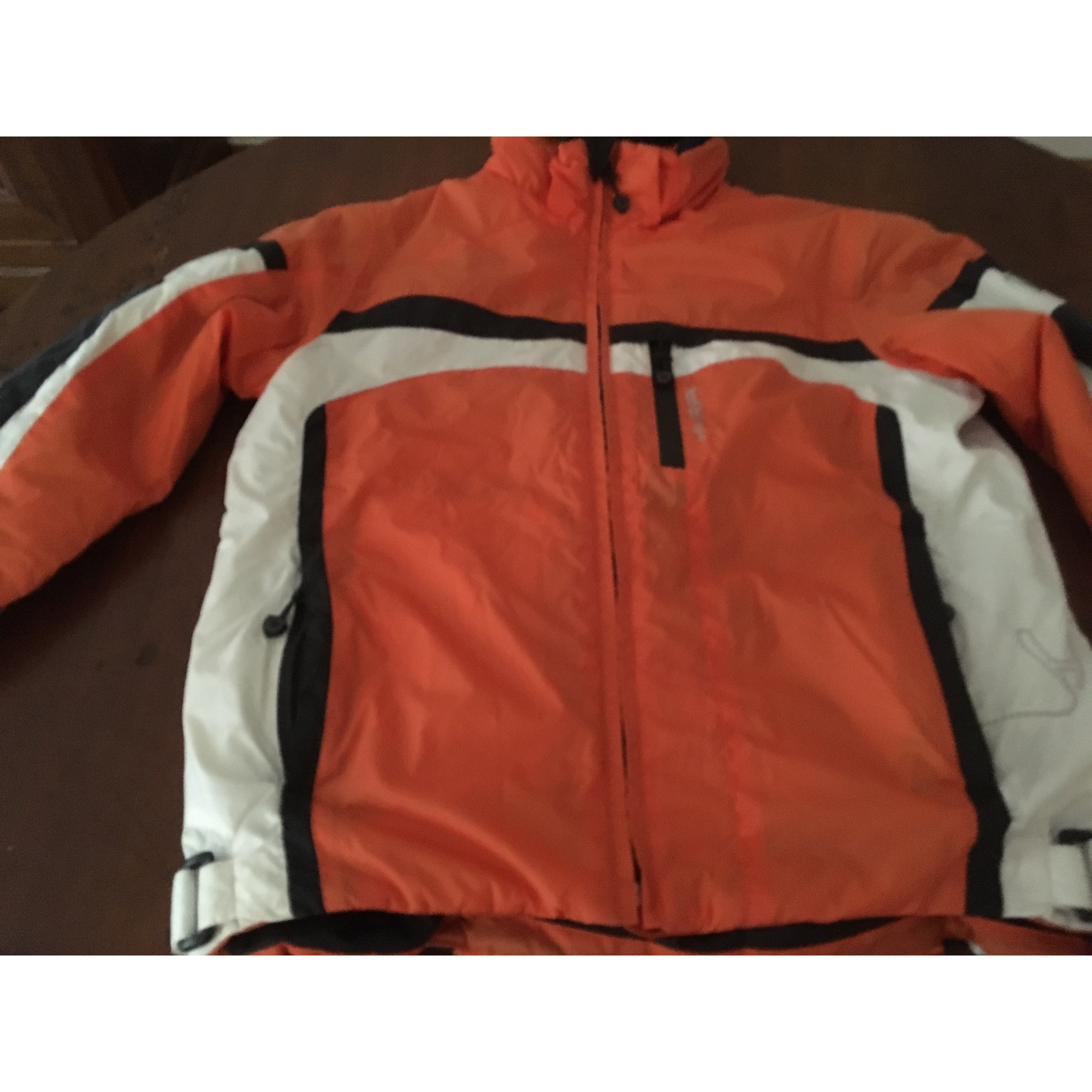 Blouson de ski HYRA Orange