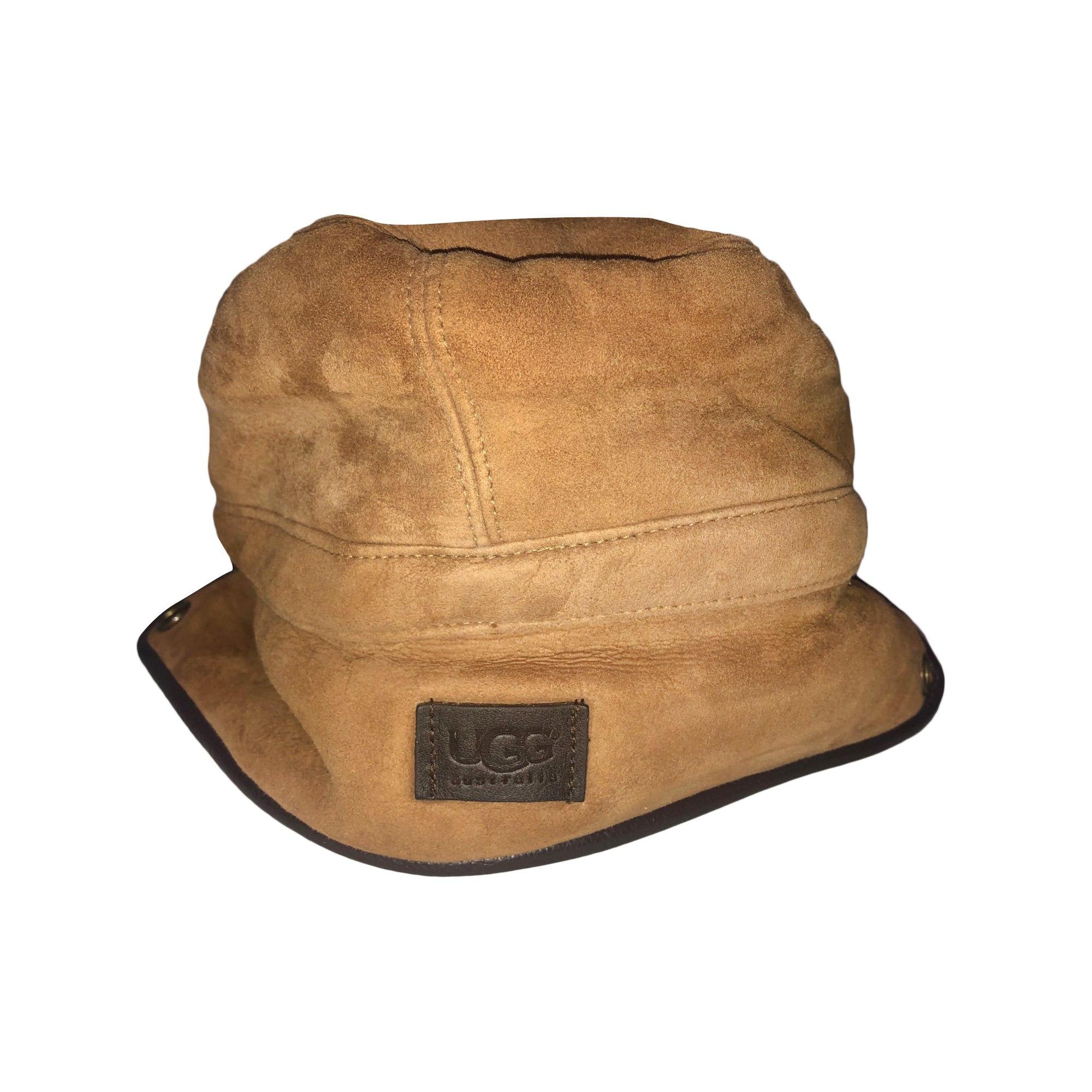 Bonnet UGG Beige, camel