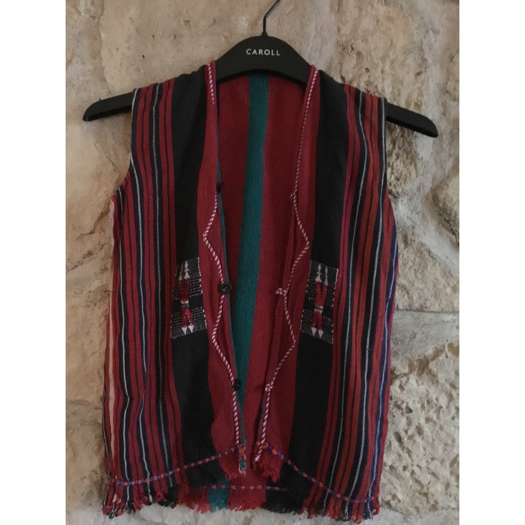 Gilet, cardigan INDIES Multicolore raye
