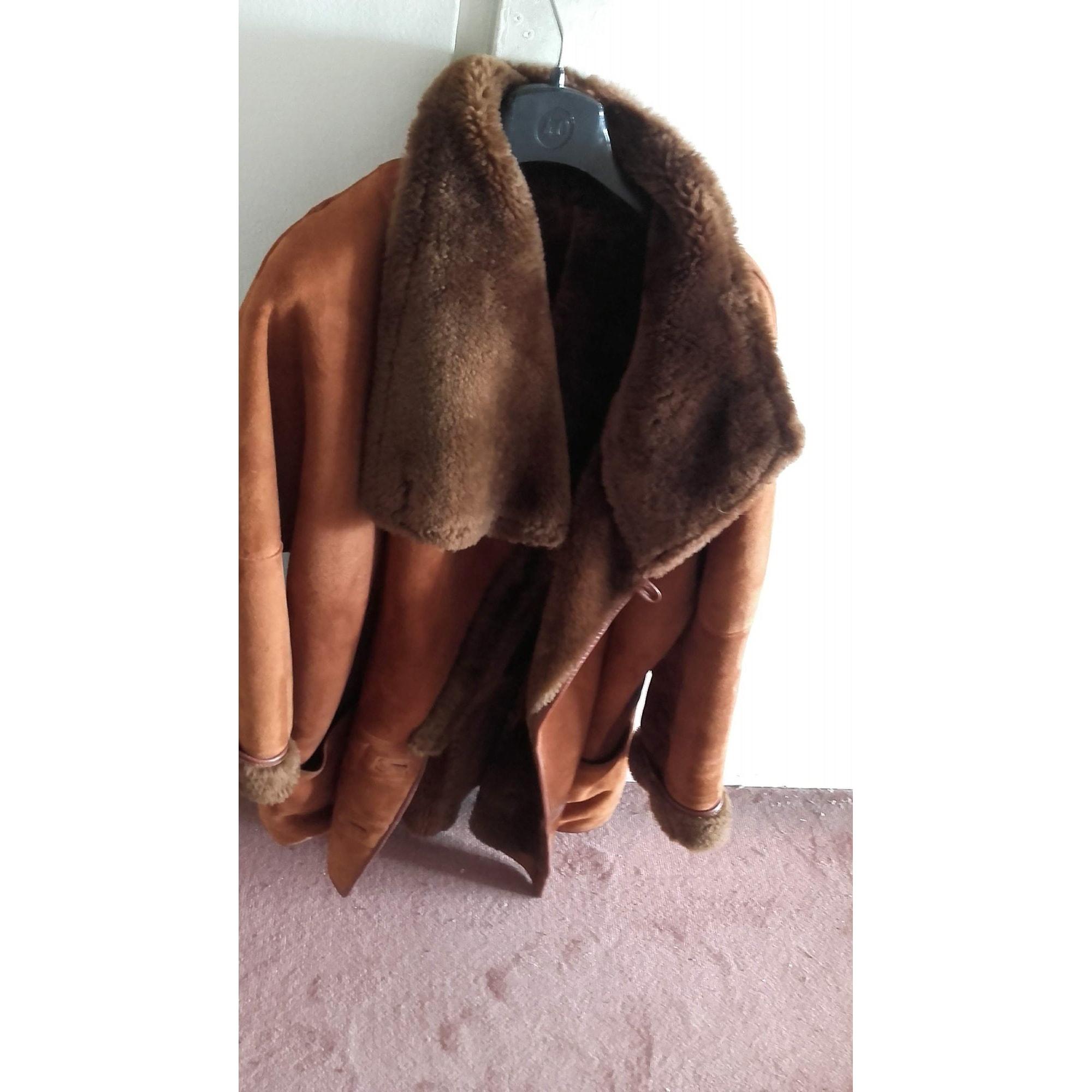 Veste MARQUE INCONNUE Doré, bronze, cuivre