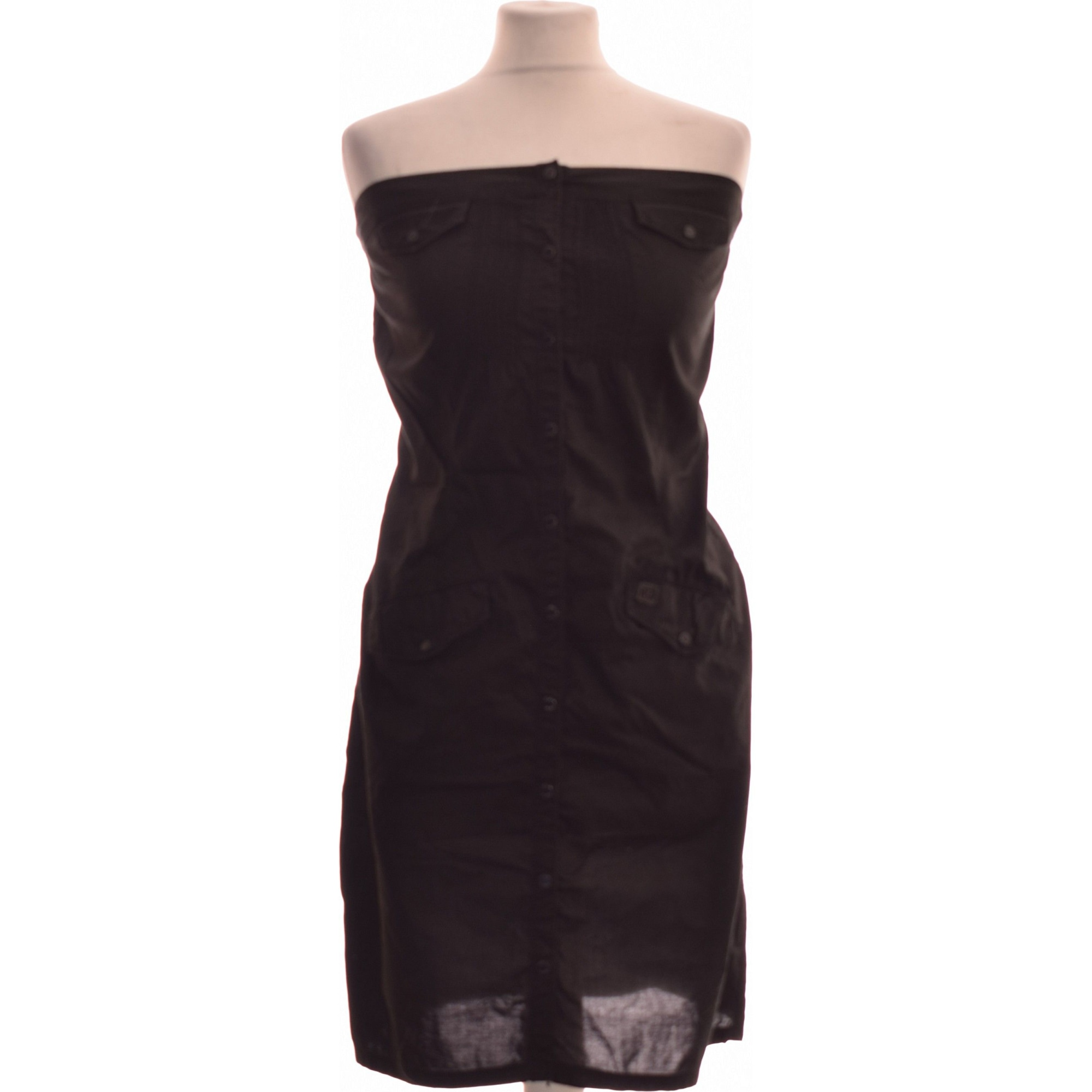 Robe courte TEDDY SMITH Noir