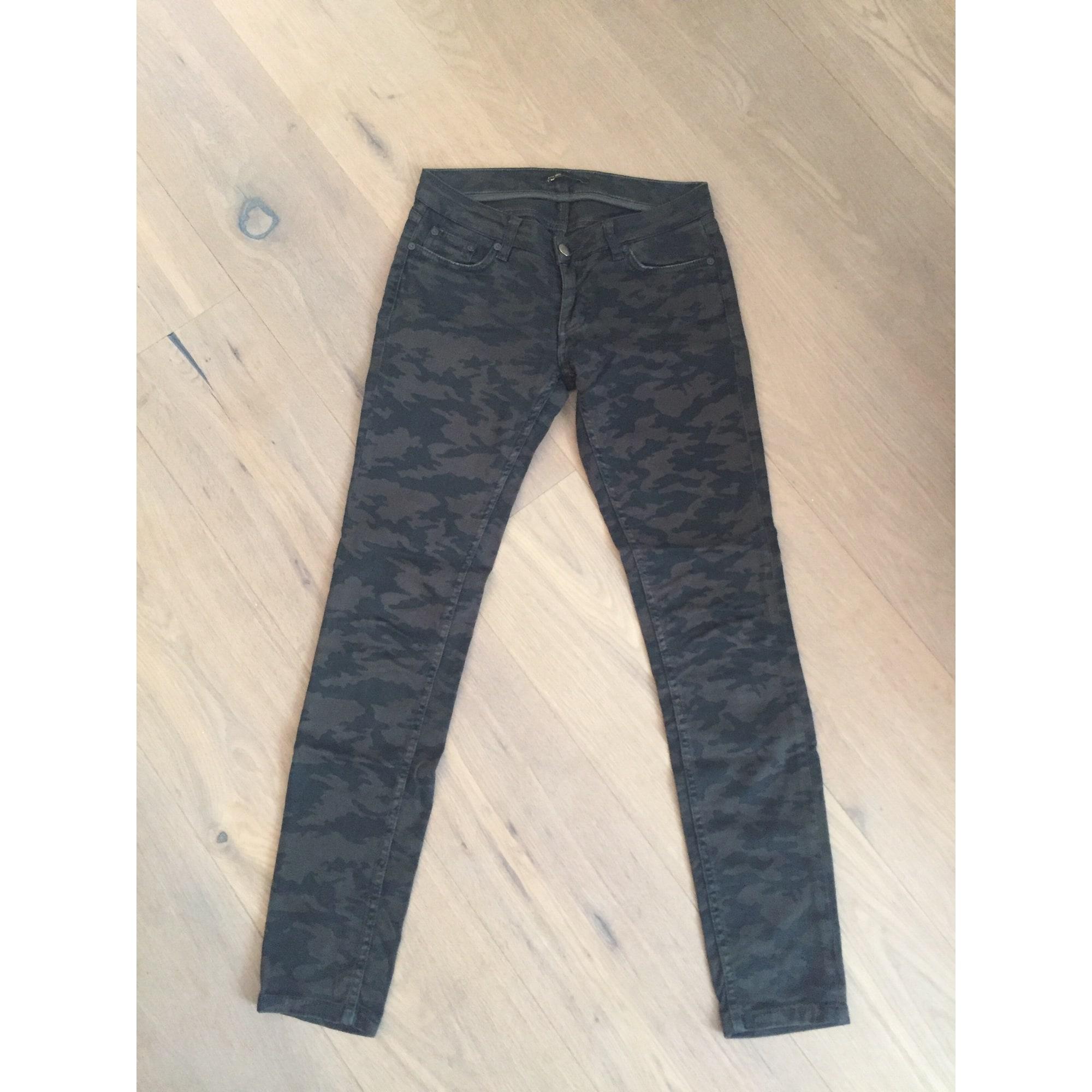 Jeans slim MAJE Army