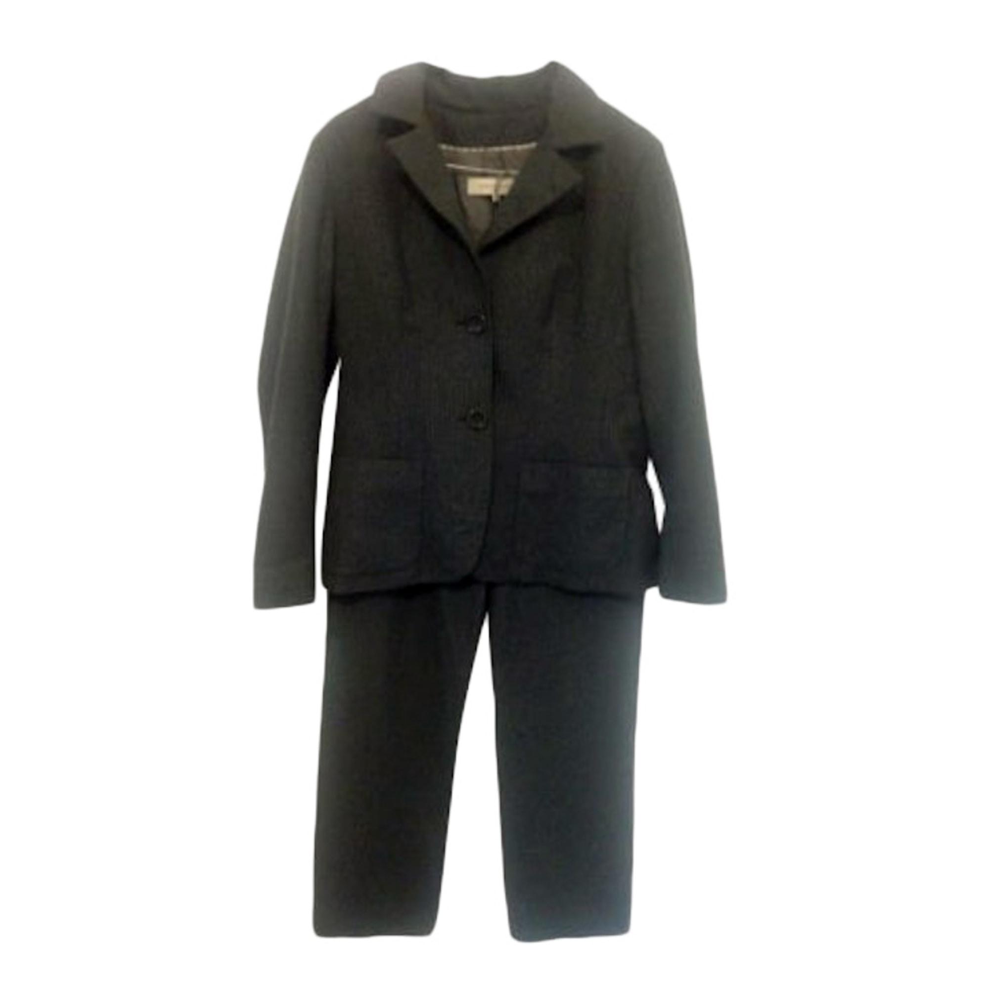Tailleur pantalon GERARD DAREL Gris, anthracite
