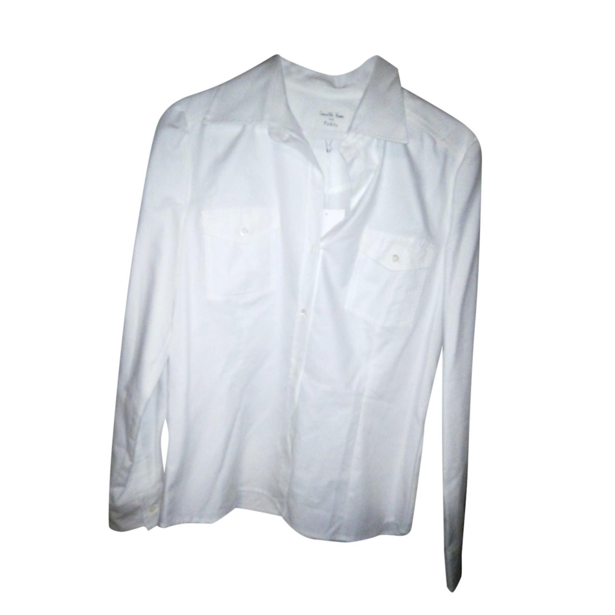 Chemise PABLO PAR GÉRARD DAREL Blanc, blanc cassé, écru