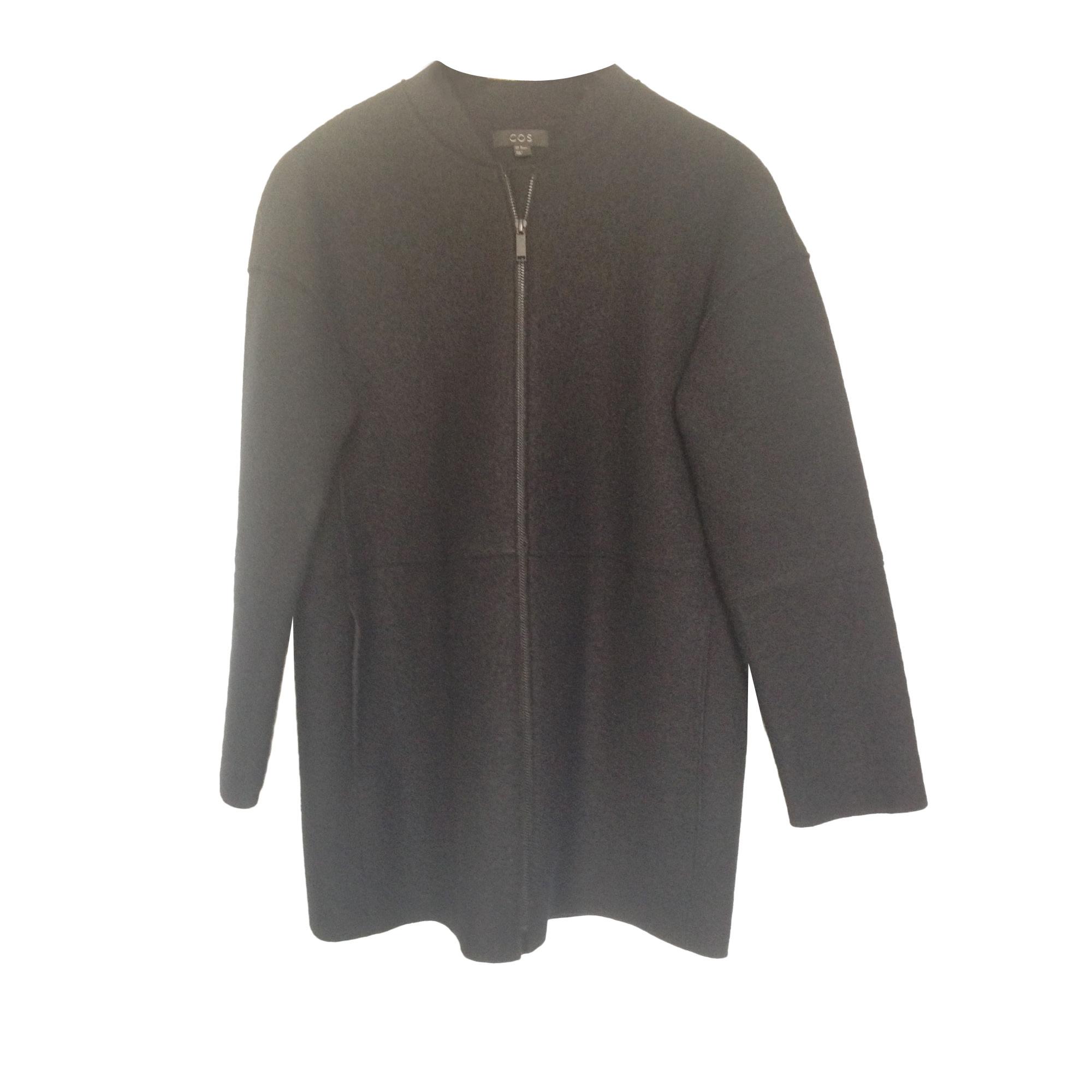 Manteau COS Noir
