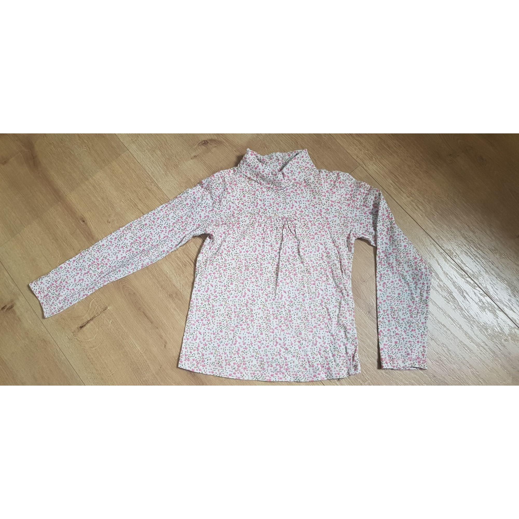 Top, Tee-shirt LISA ROSE Rose, fuschia, vieux rose