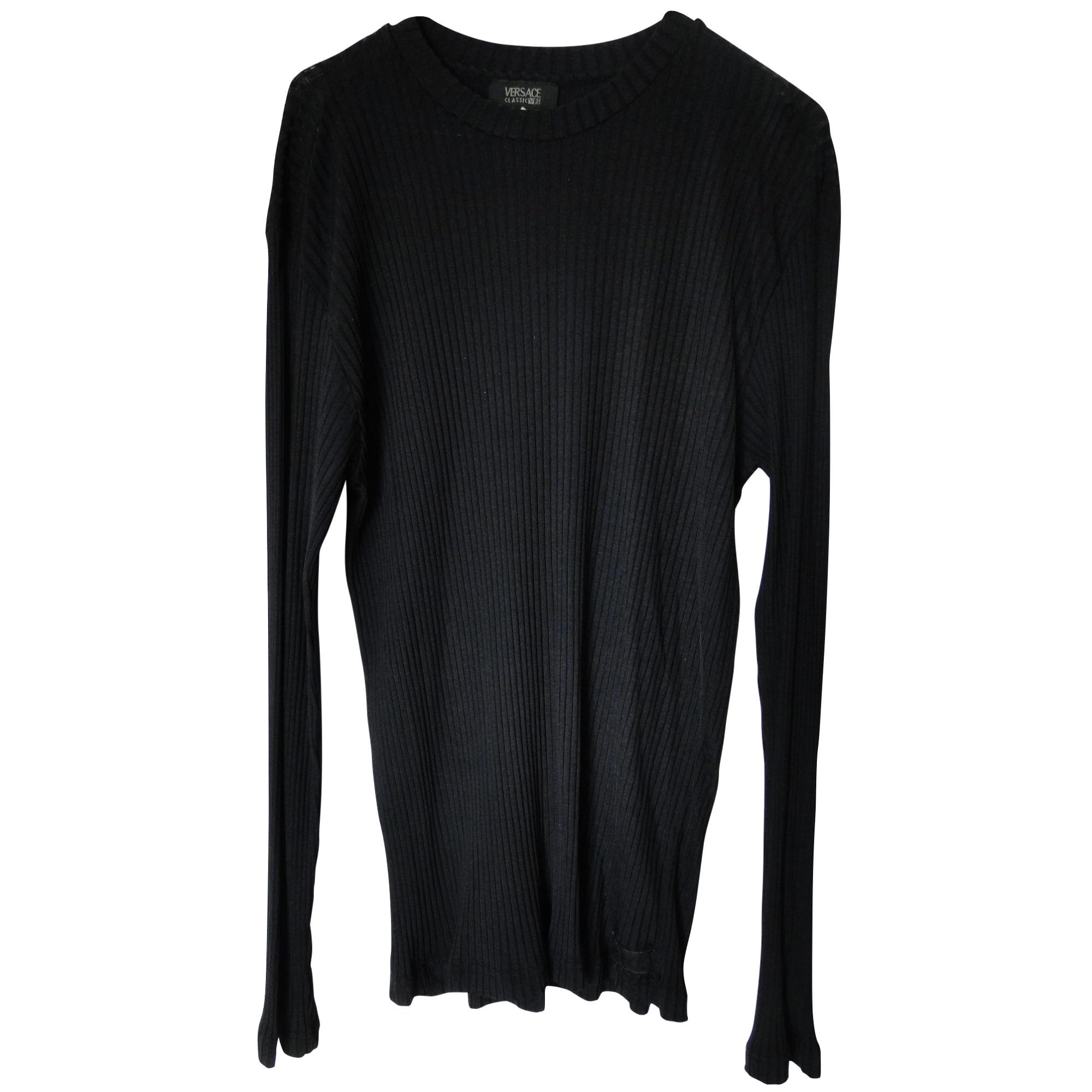 Tee-shirt VERSACE Noir