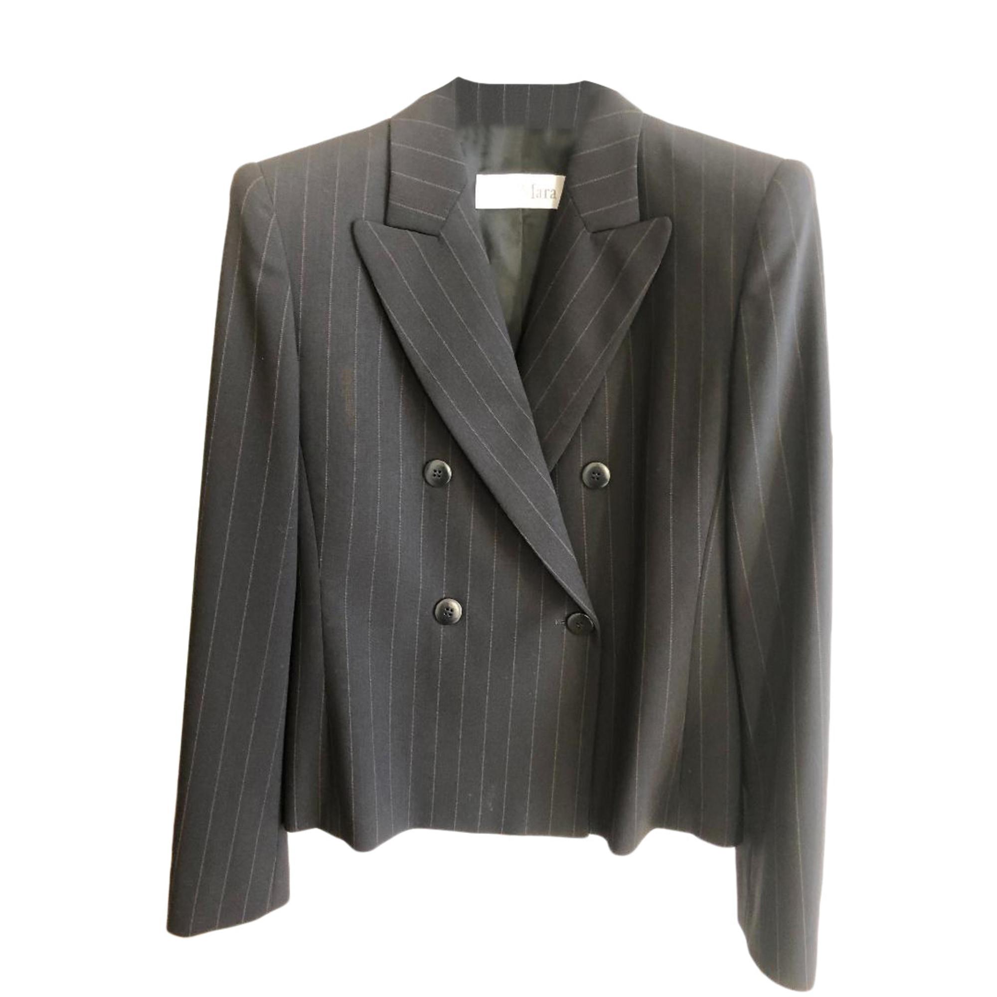 Blazer, veste tailleur MAX MARA Noir