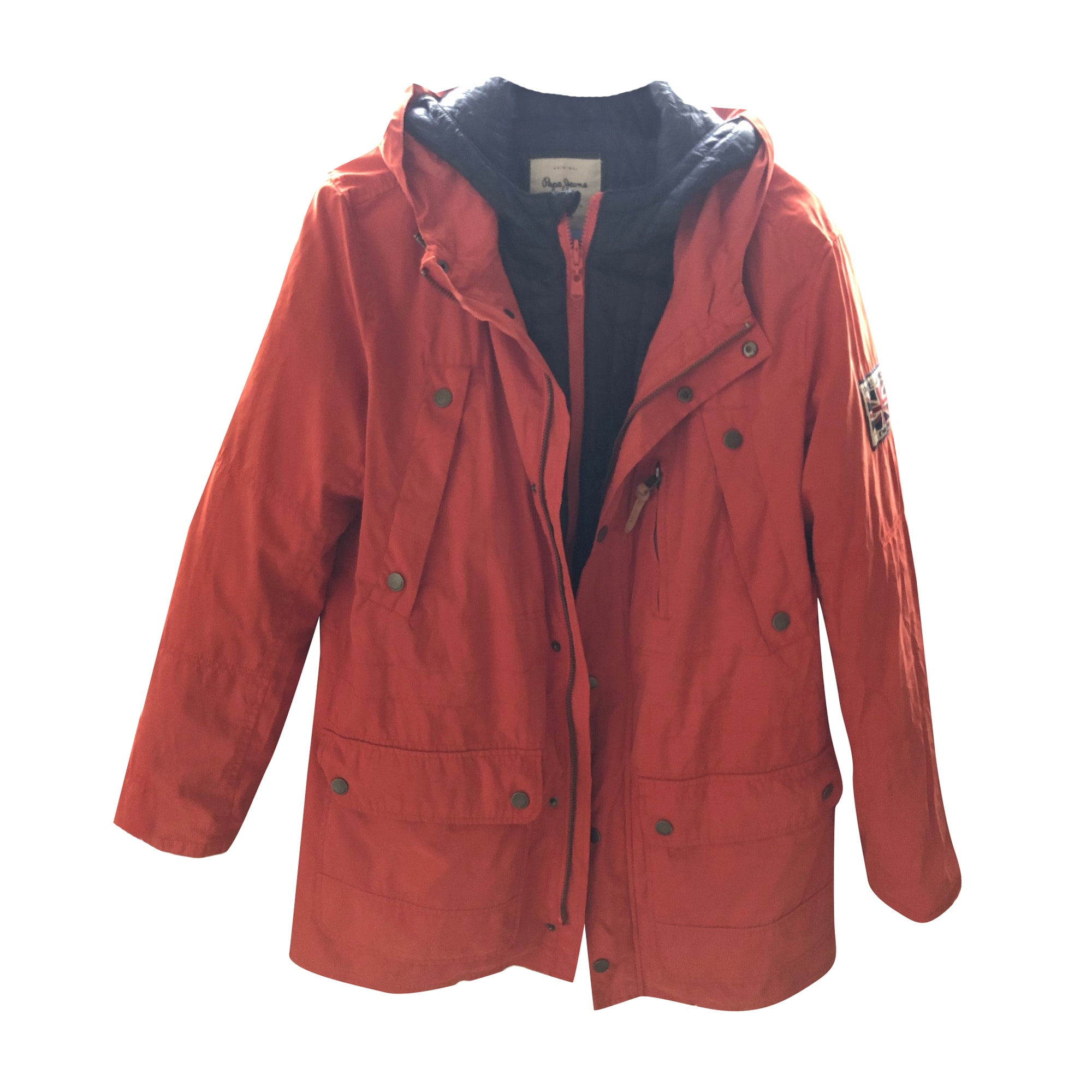 Imperméable, trench PEPE JEANS Orange
