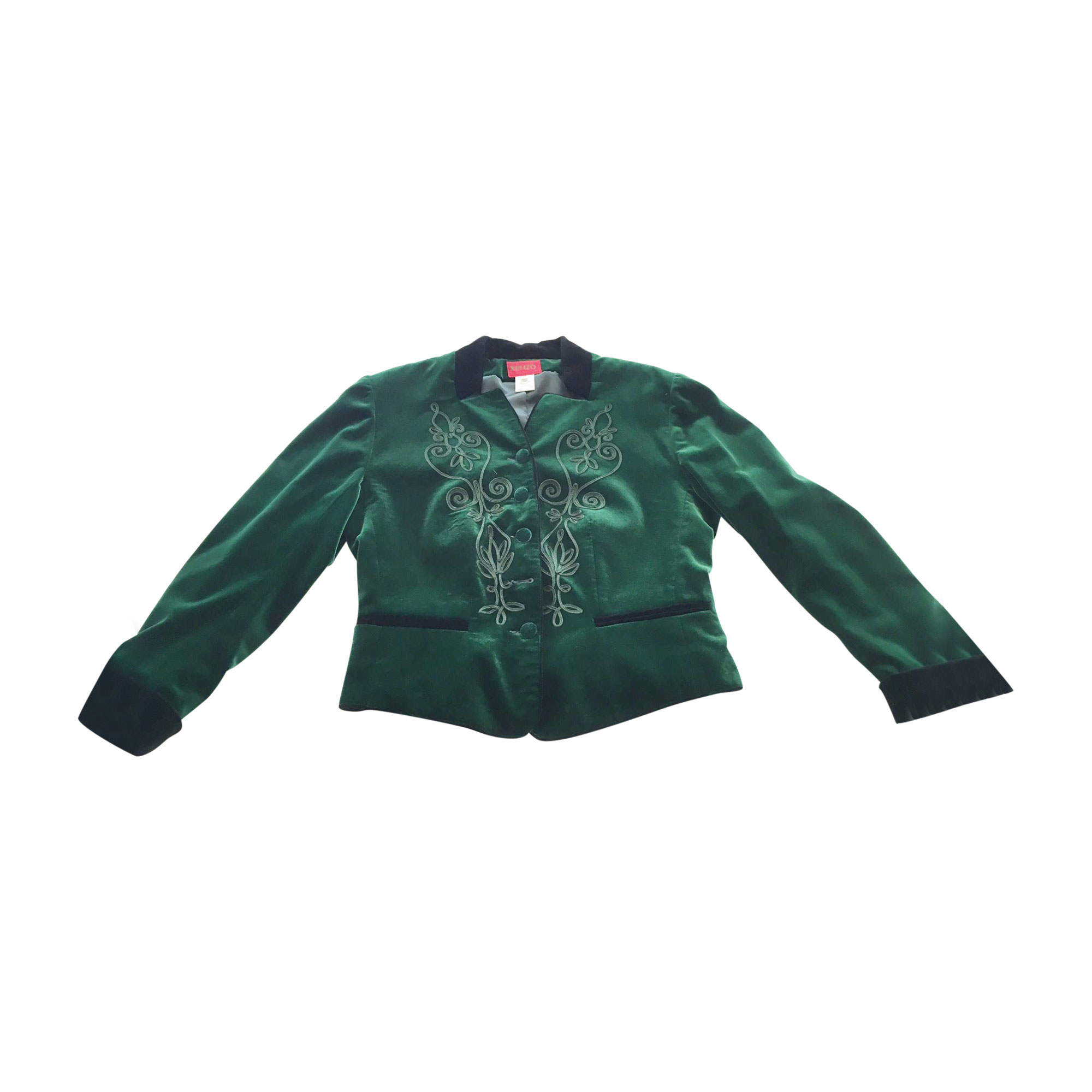 Tailleur jupe KENZO Vert