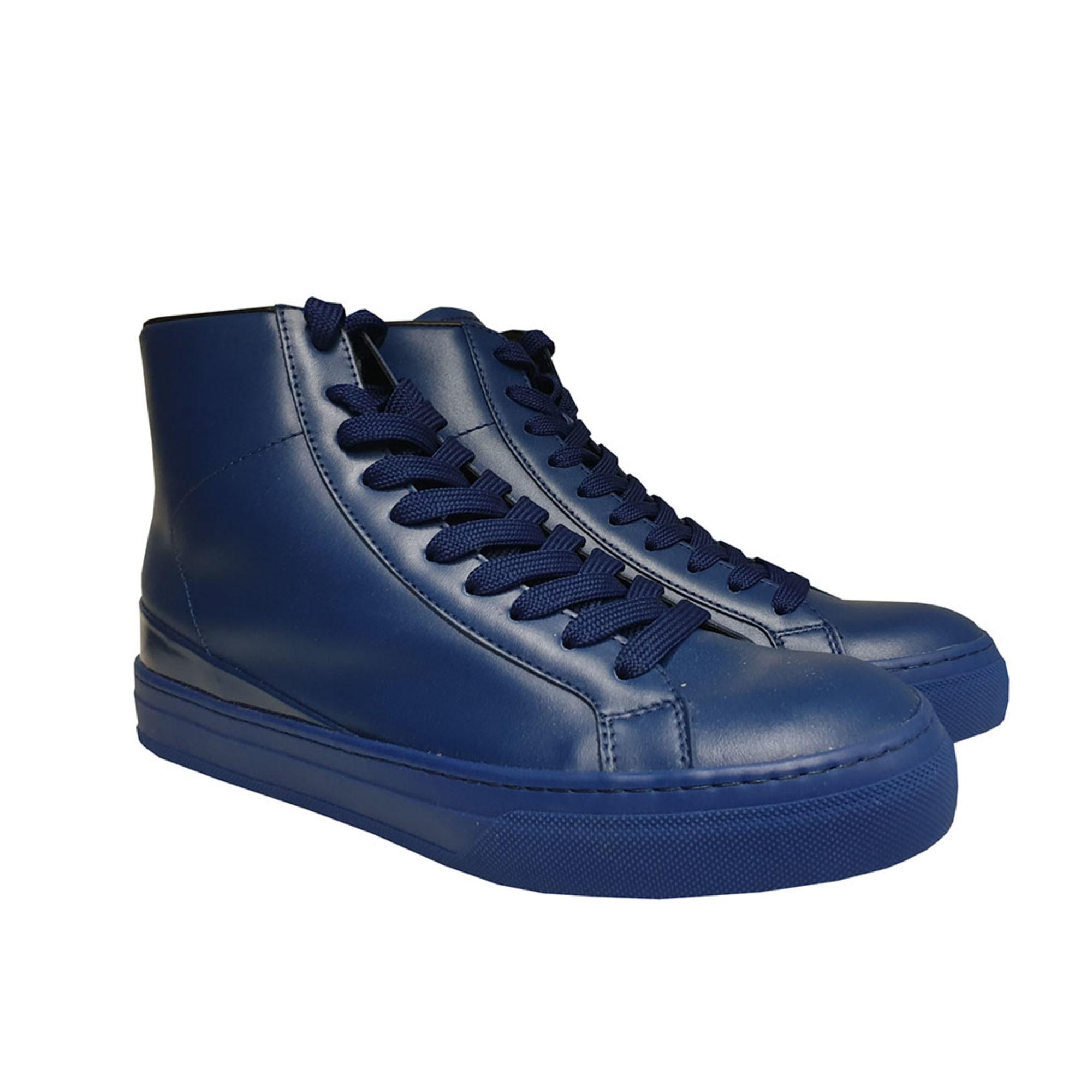 Chaussures de sport TOD'S Bleu, bleu marine, bleu turquoise