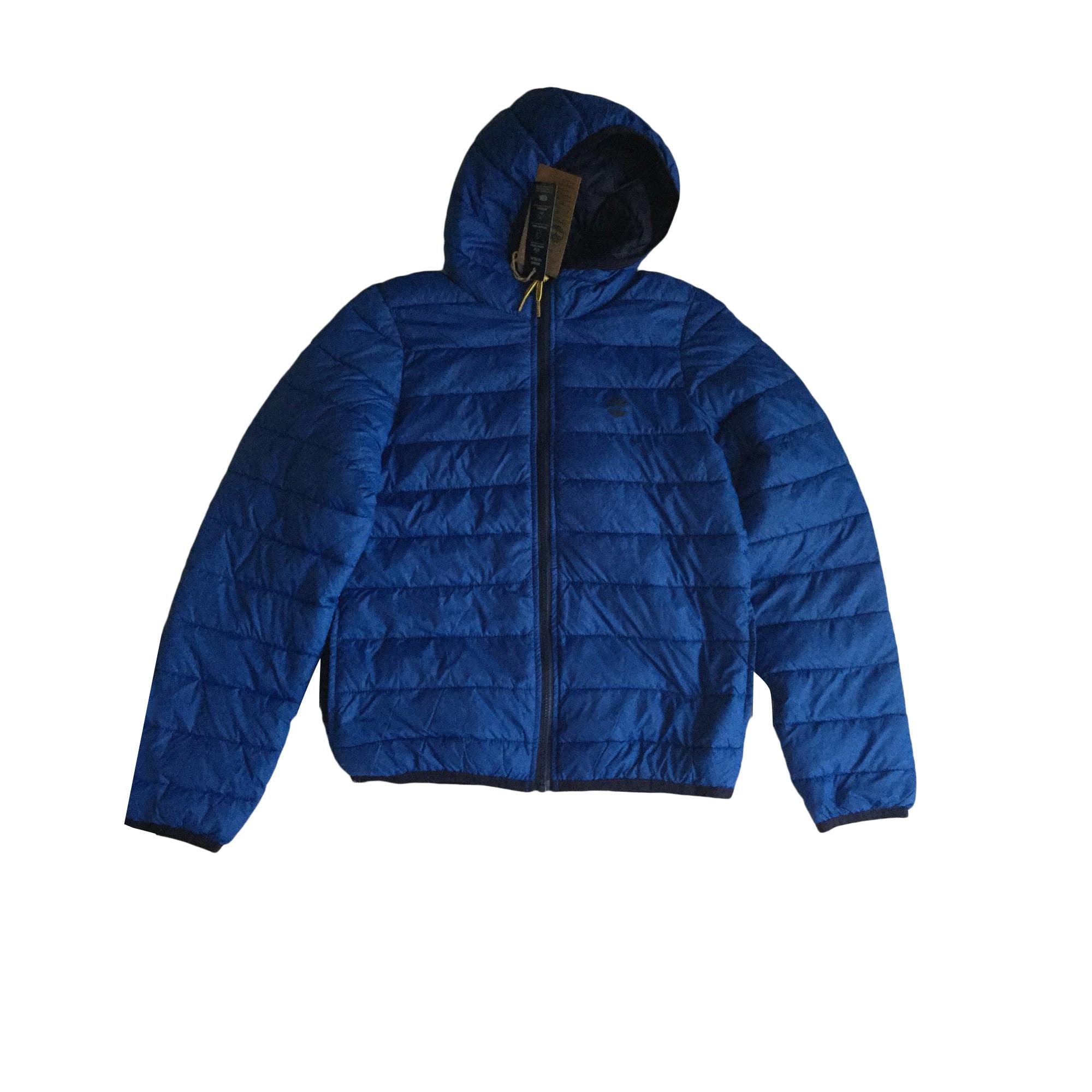 Blouson TIMBERLAND Bleu, bleu marine, bleu turquoise
